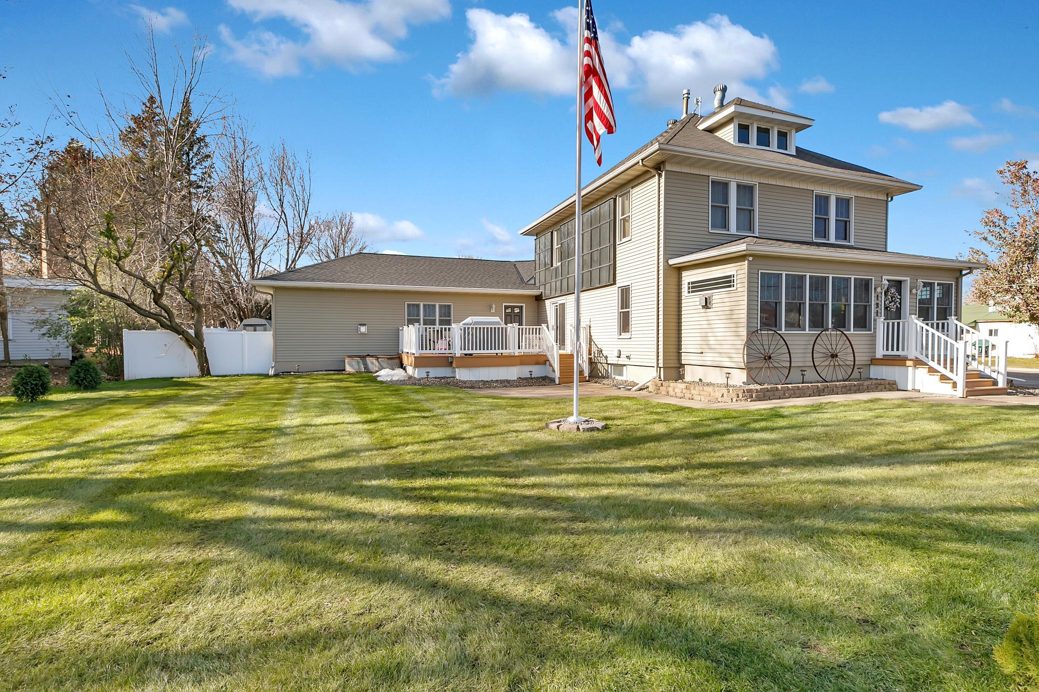 131 Norman Avenue N Property Photo - Foley, MN real estate listing