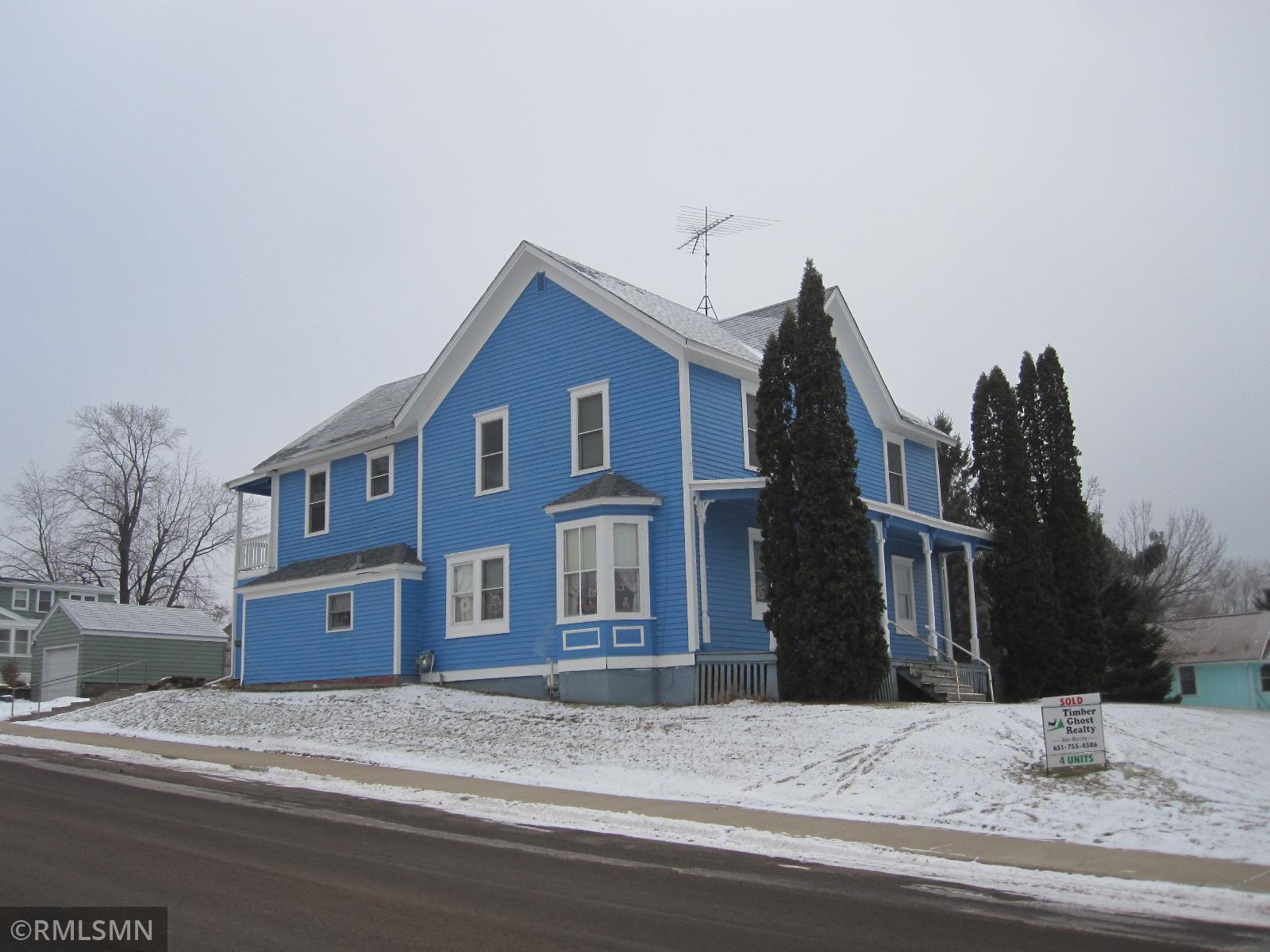 201 W Wisconsin Avenue ##4 Property Photo - Grantsburg Twp, WI real estate listing