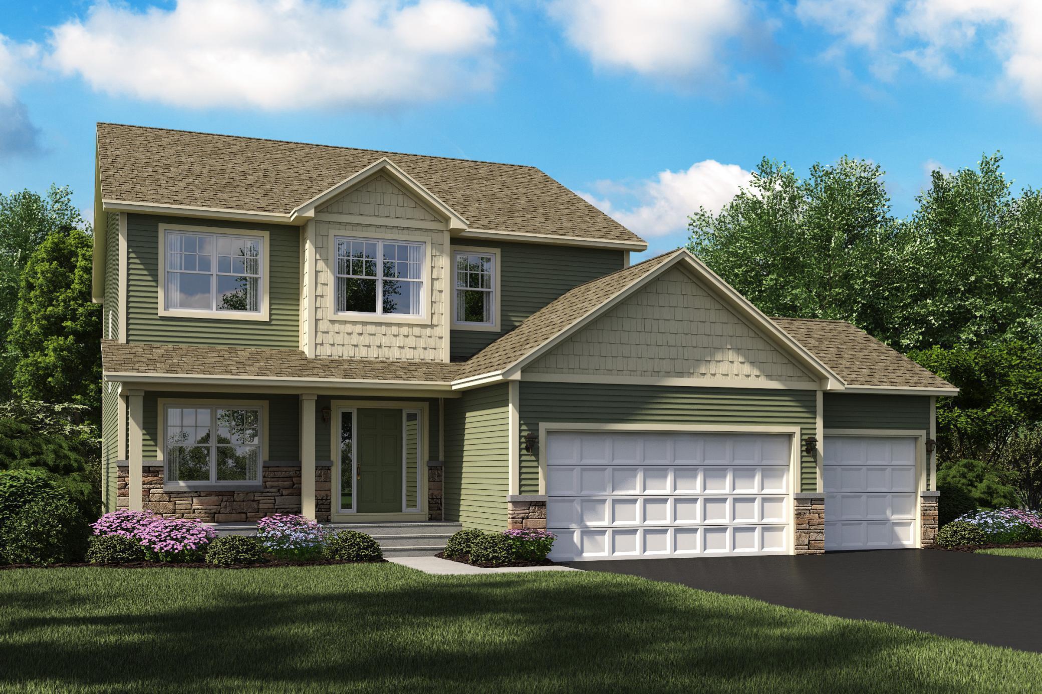 1812 Laramee Lane Property Photo - Centerville, MN real estate listing