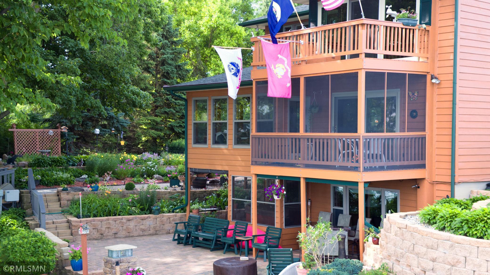 3800 Sioux Lane Property Photo - Madison Lake, MN real estate listing