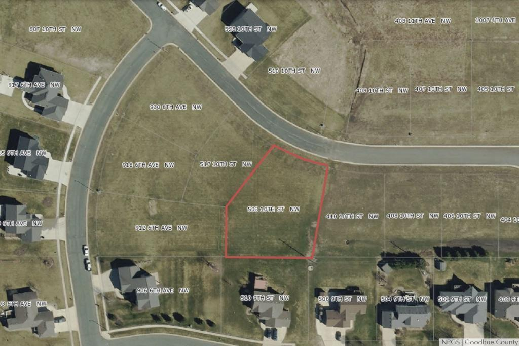 503 10th Street NW Property Photo - Dodge Center, MN real estate listing