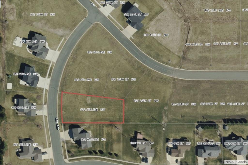 912 6th Avenue NW Property Photo - Dodge Center, MN real estate listing