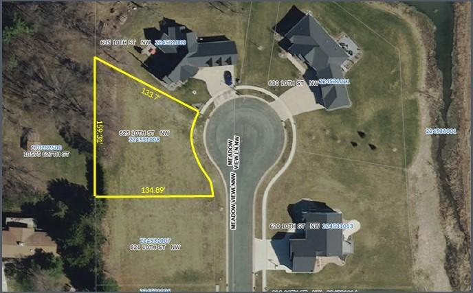 625 10th Street NW Property Photo - Dodge Center, MN real estate listing