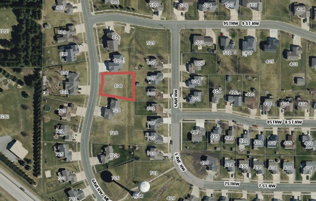 804 6th Avenue NW Property Photo - Dodge Center, MN real estate listing
