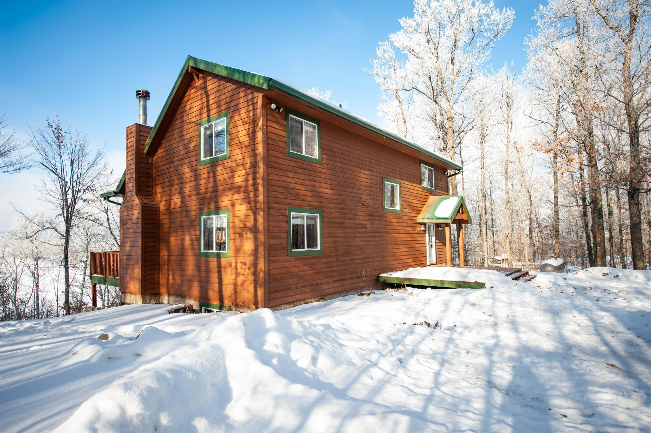25689 Eagle Ridge Road Property Photo - Aitkin, MN real estate listing