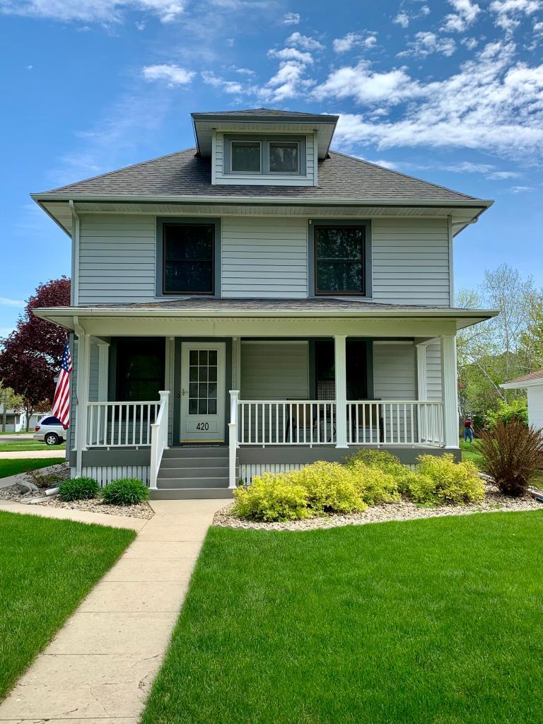 420 N Freeman Avenue Property Photo - Luverne, MN real estate listing