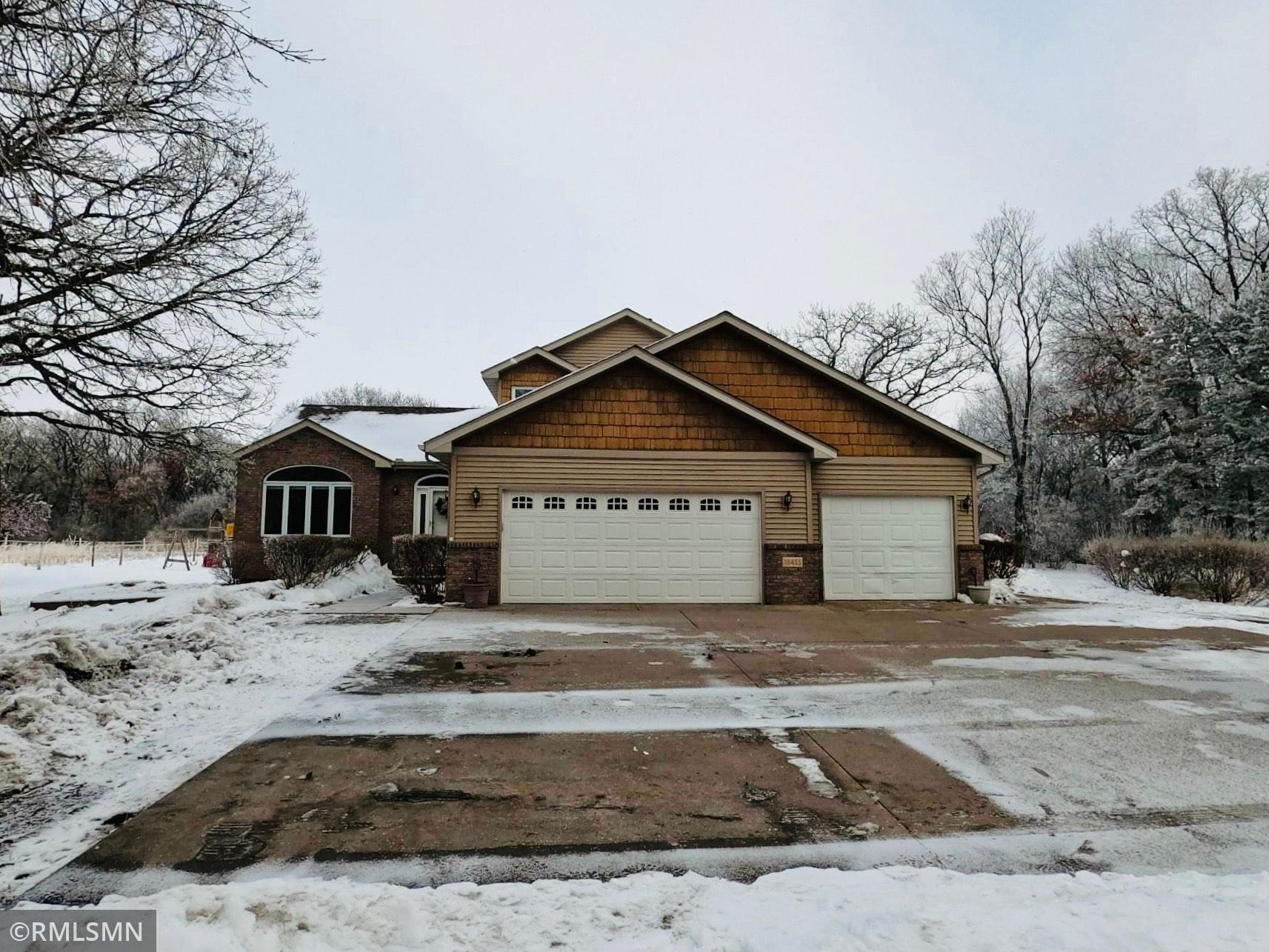 18455 163rd Street NW Property Photo - Big Lake Twp, MN real estate listing