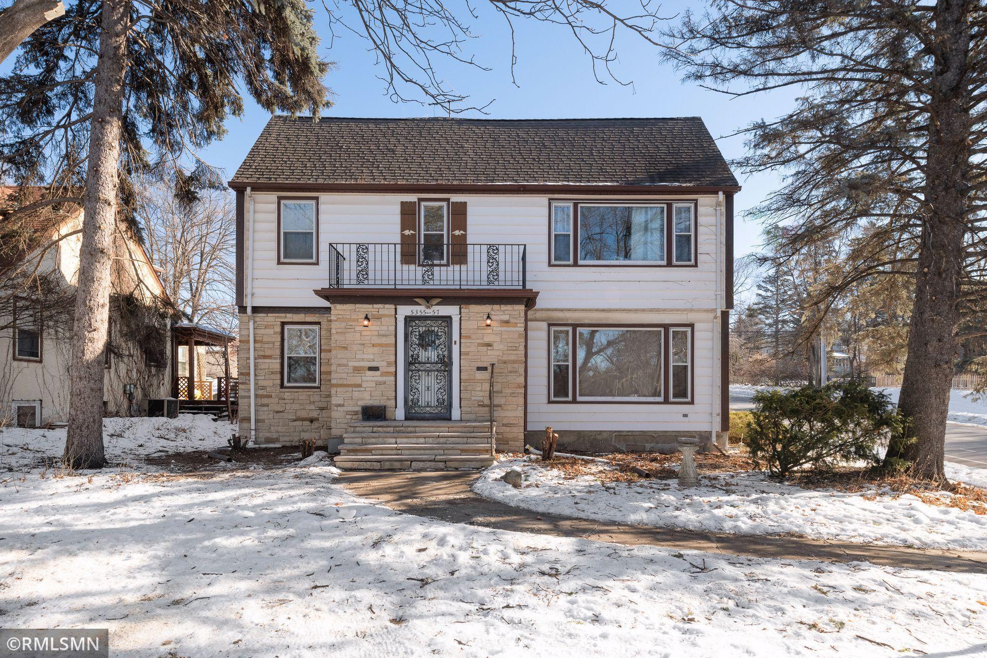 5355 Portland Avenue Property Photo - Minneapolis, MN real estate listing