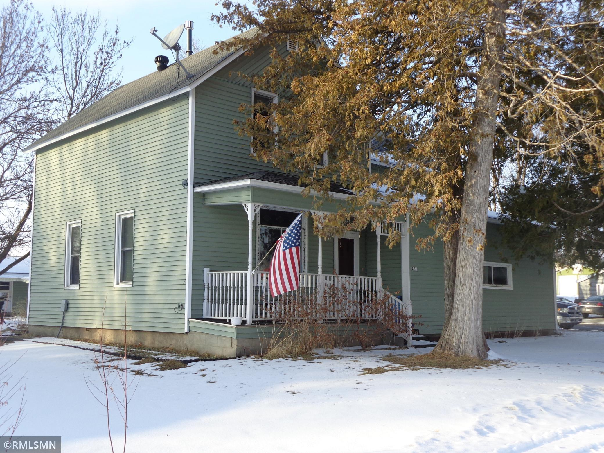 241 7th Street N Property Photo - Albany, MN real estate listing