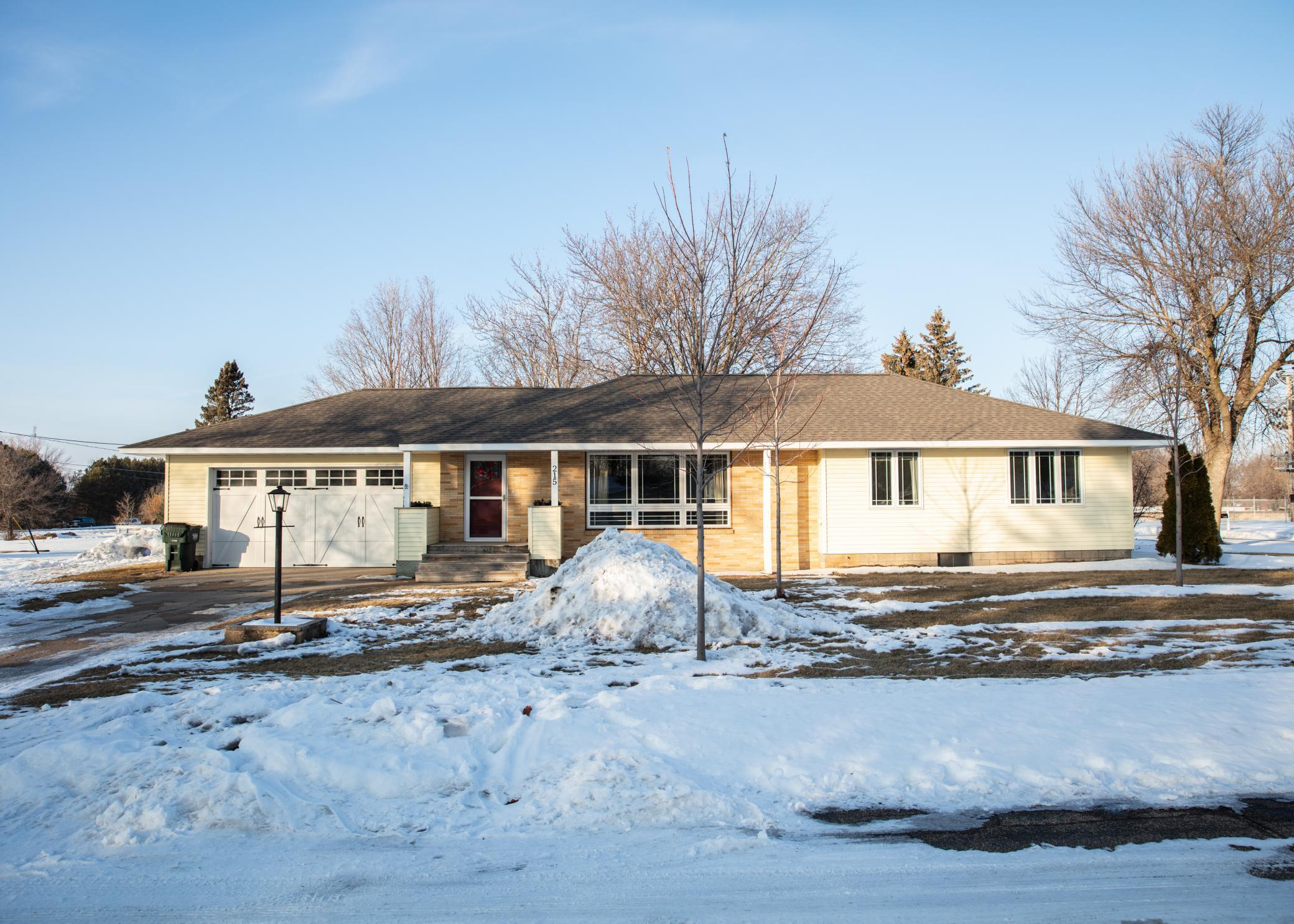 215 4th Street Property Photo - Brooten, MN real estate listing