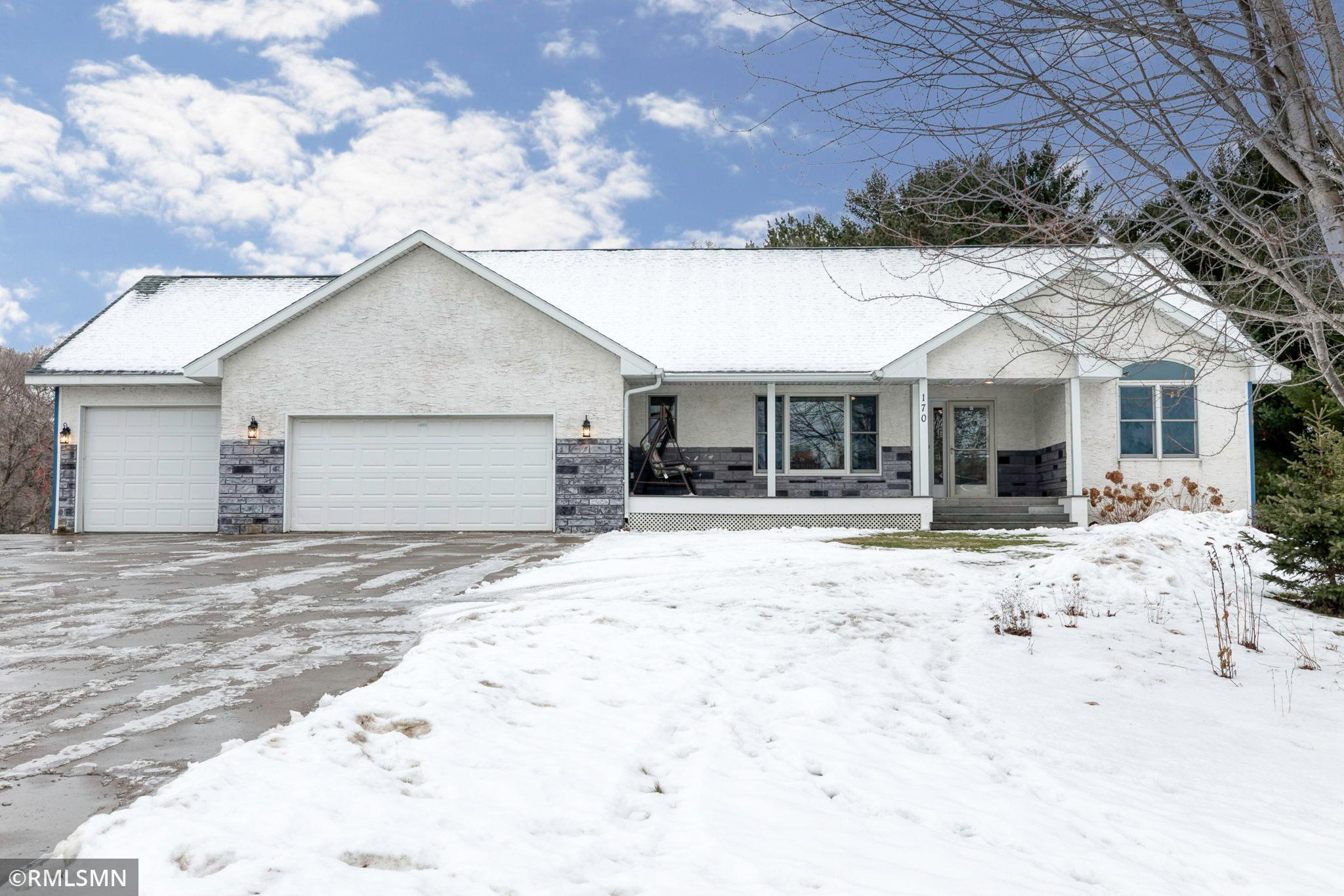 170 Evergreen Drive Property Photo - Somerset, WI real estate listing