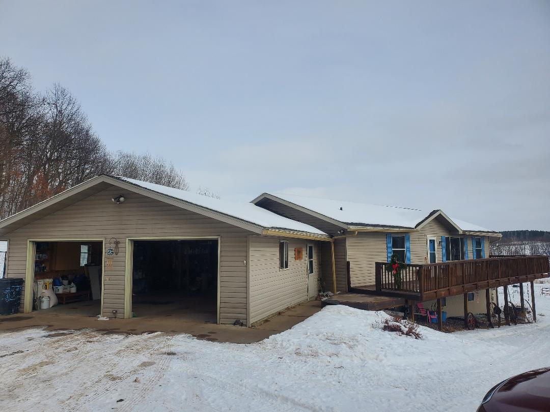 483 11th Street Property Photo - Prairie Farm Twp, WI real estate listing