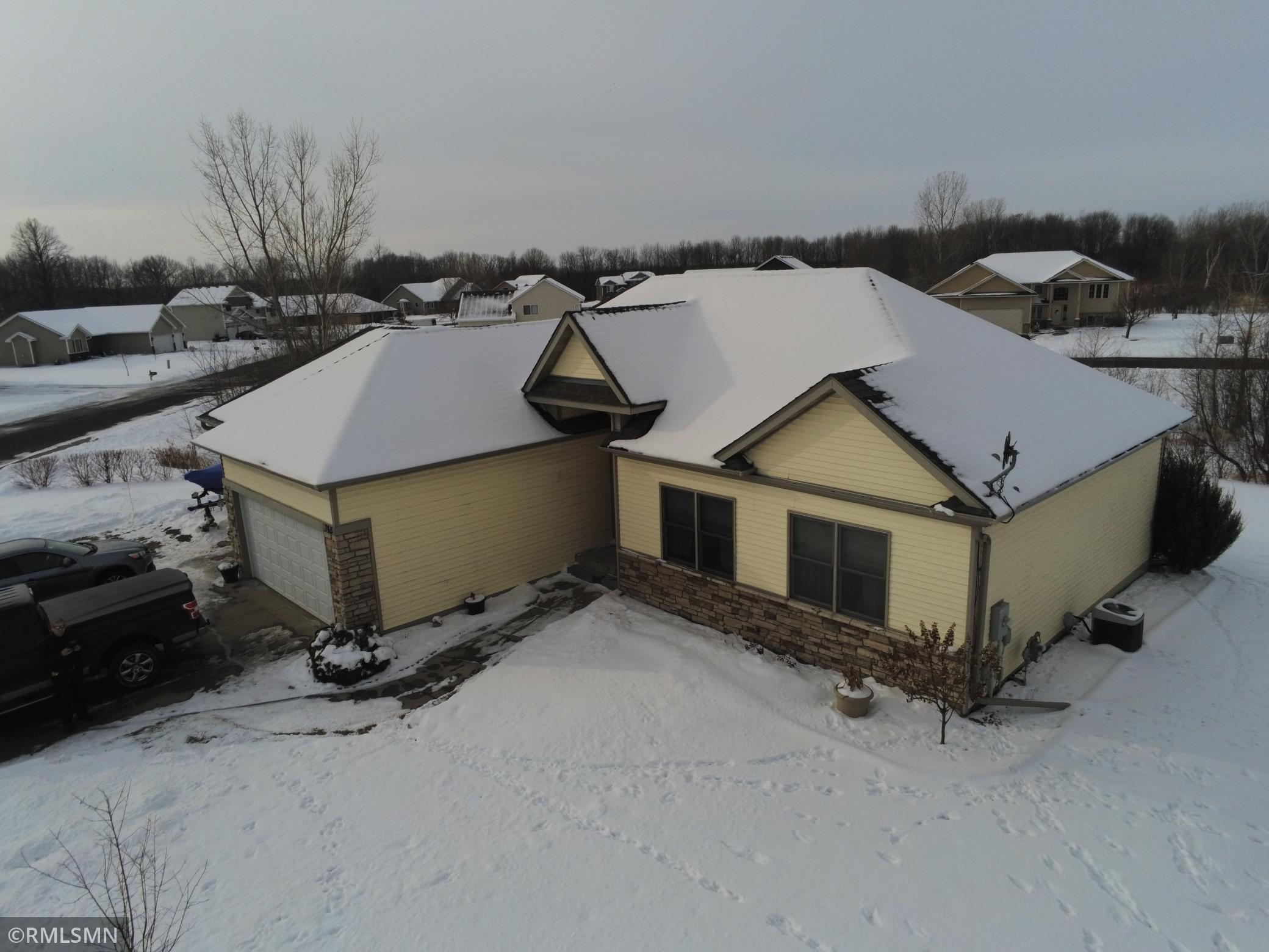 765 S Rush Creek Lane Property Photo - Rush City, MN real estate listing