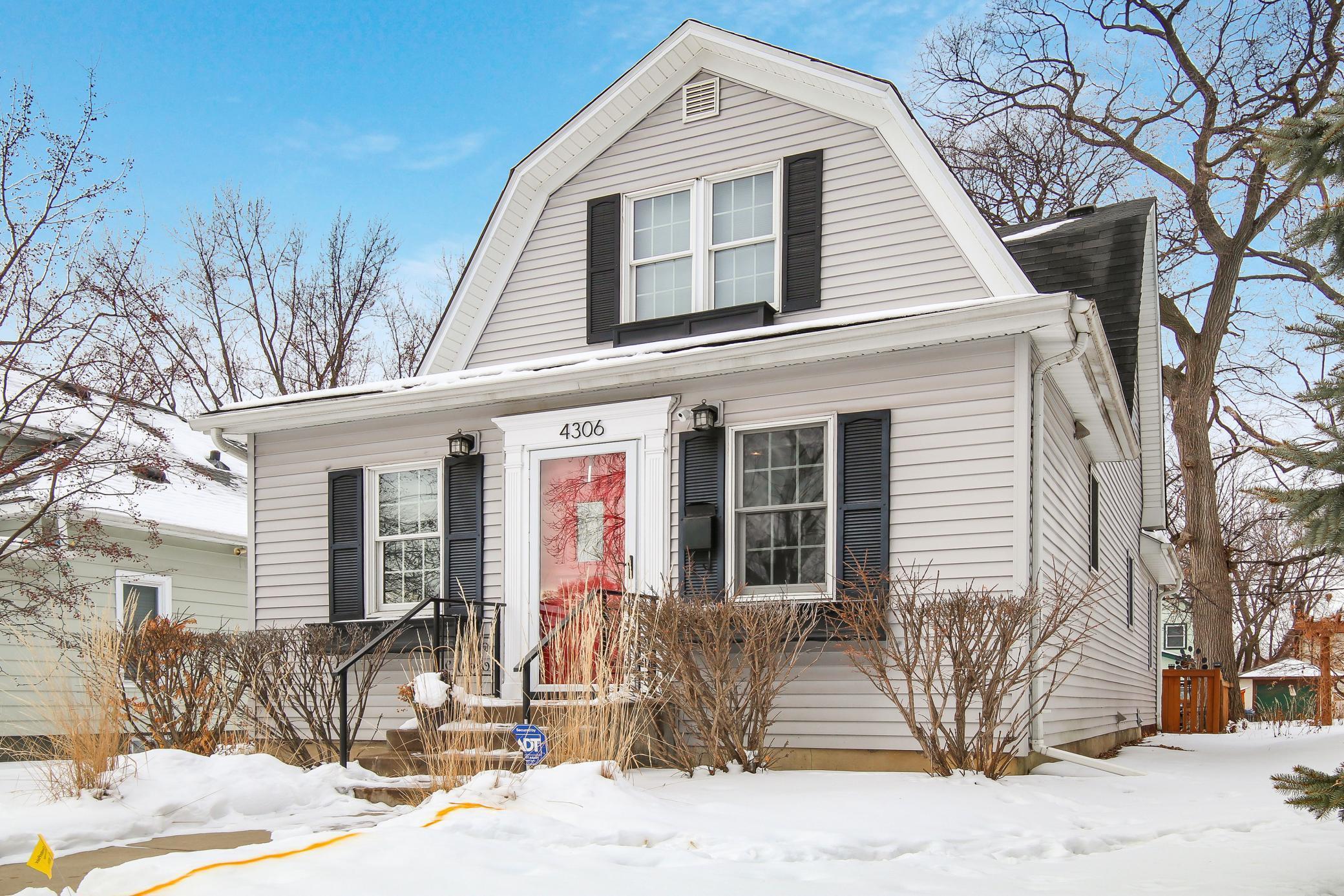 4306 Blaisdell Avenue Property Photo - Minneapolis, MN real estate listing