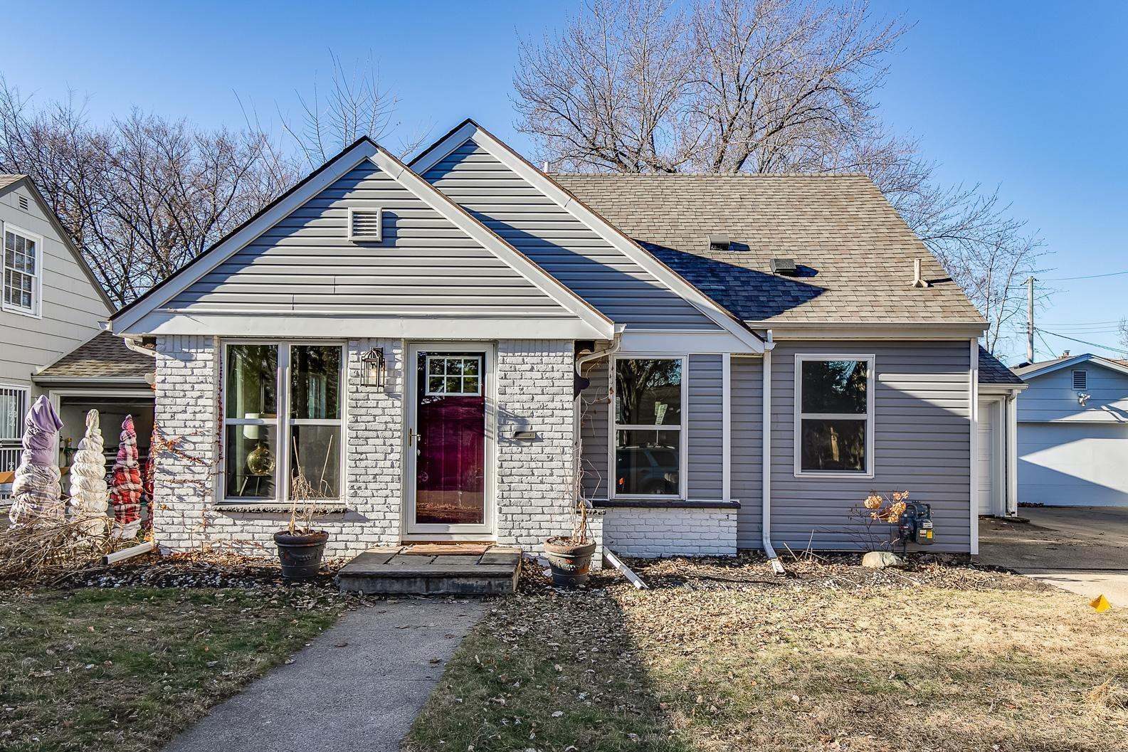 5314 Harriet Avenue Property Photo - Minneapolis, MN real estate listing