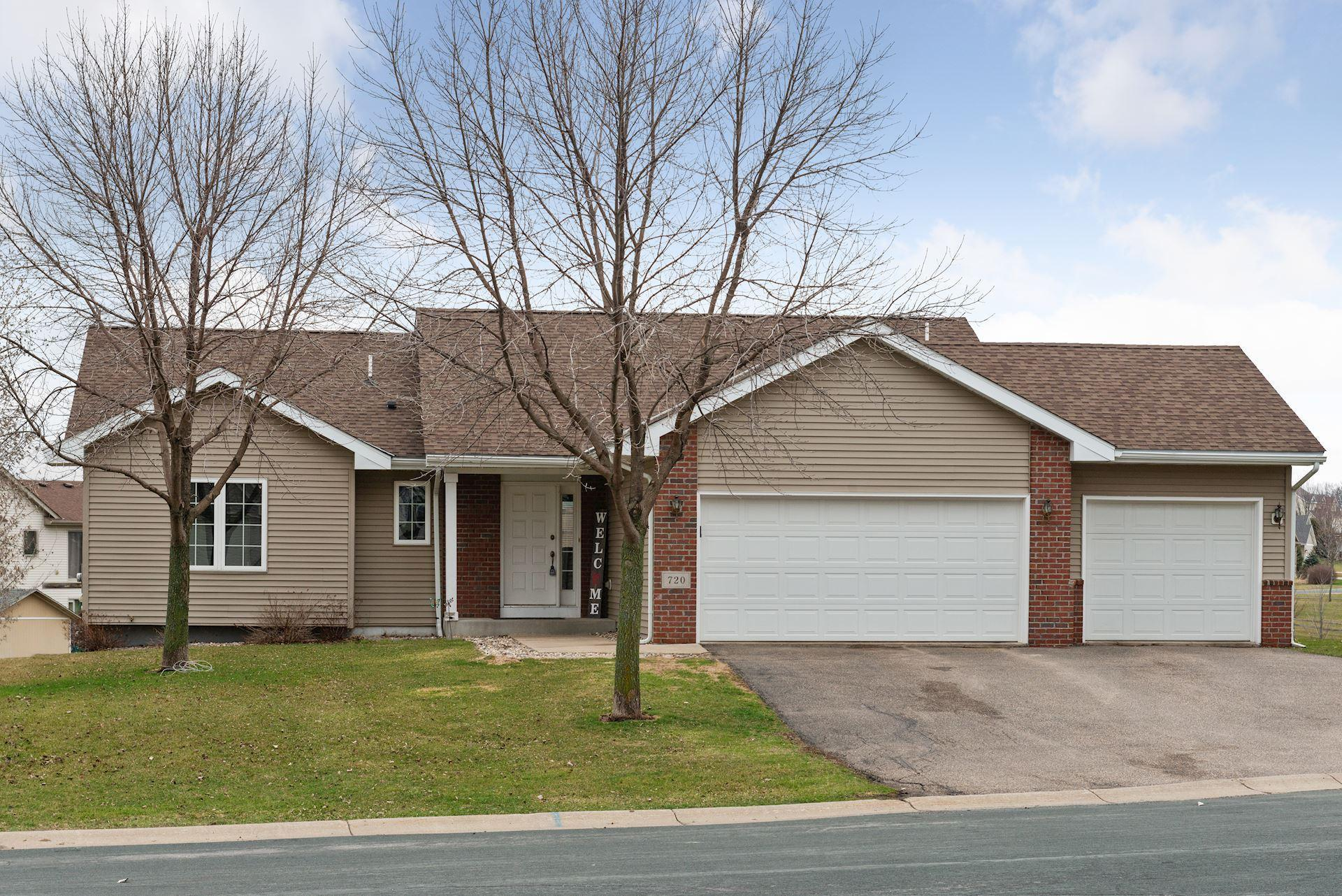720 Mallard Court Property Photo - Norwood Young America, MN real estate listing
