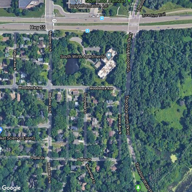 42x Sunnyridge lane Property Photo - Golden Valley, MN real estate listing