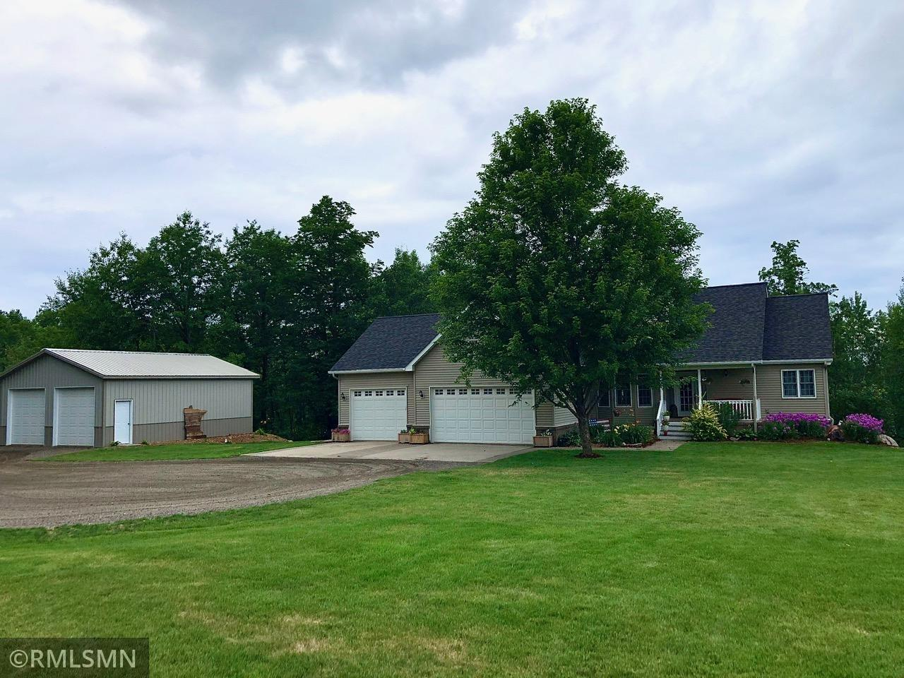 24554 Bison Road Property Photo - Cushing, MN real estate listing