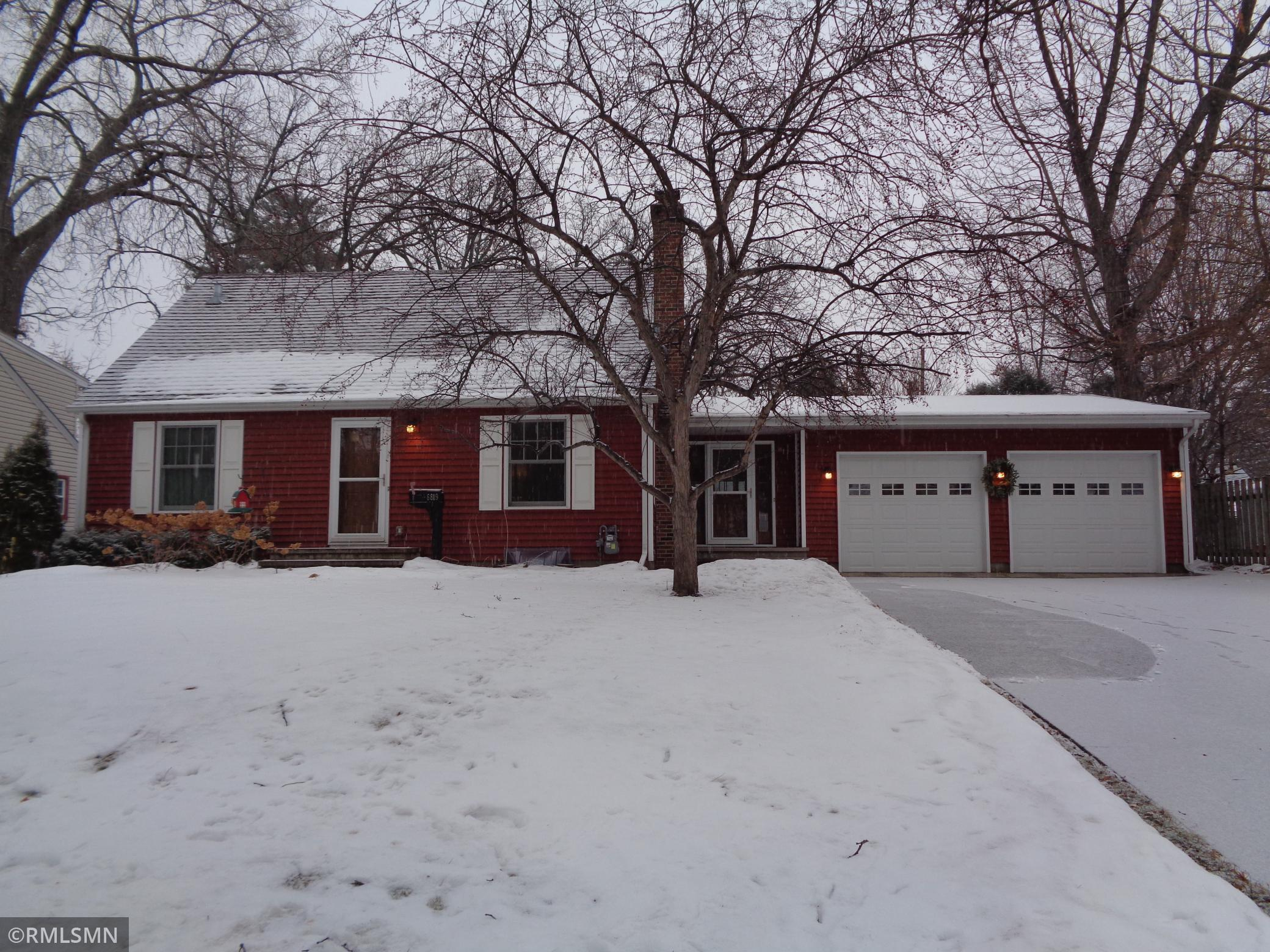 6819 Newton Avenue S Property Photo - Richfield, MN real estate listing