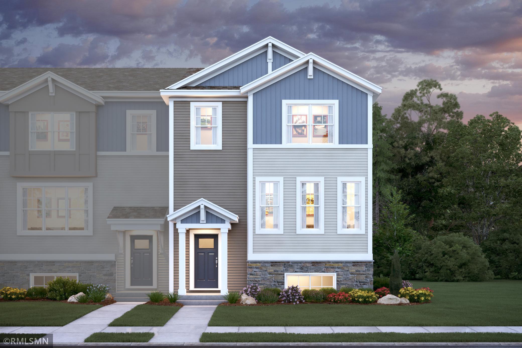 2233 Gateway Curve Property Photo - North Saint Paul, MN real estate listing