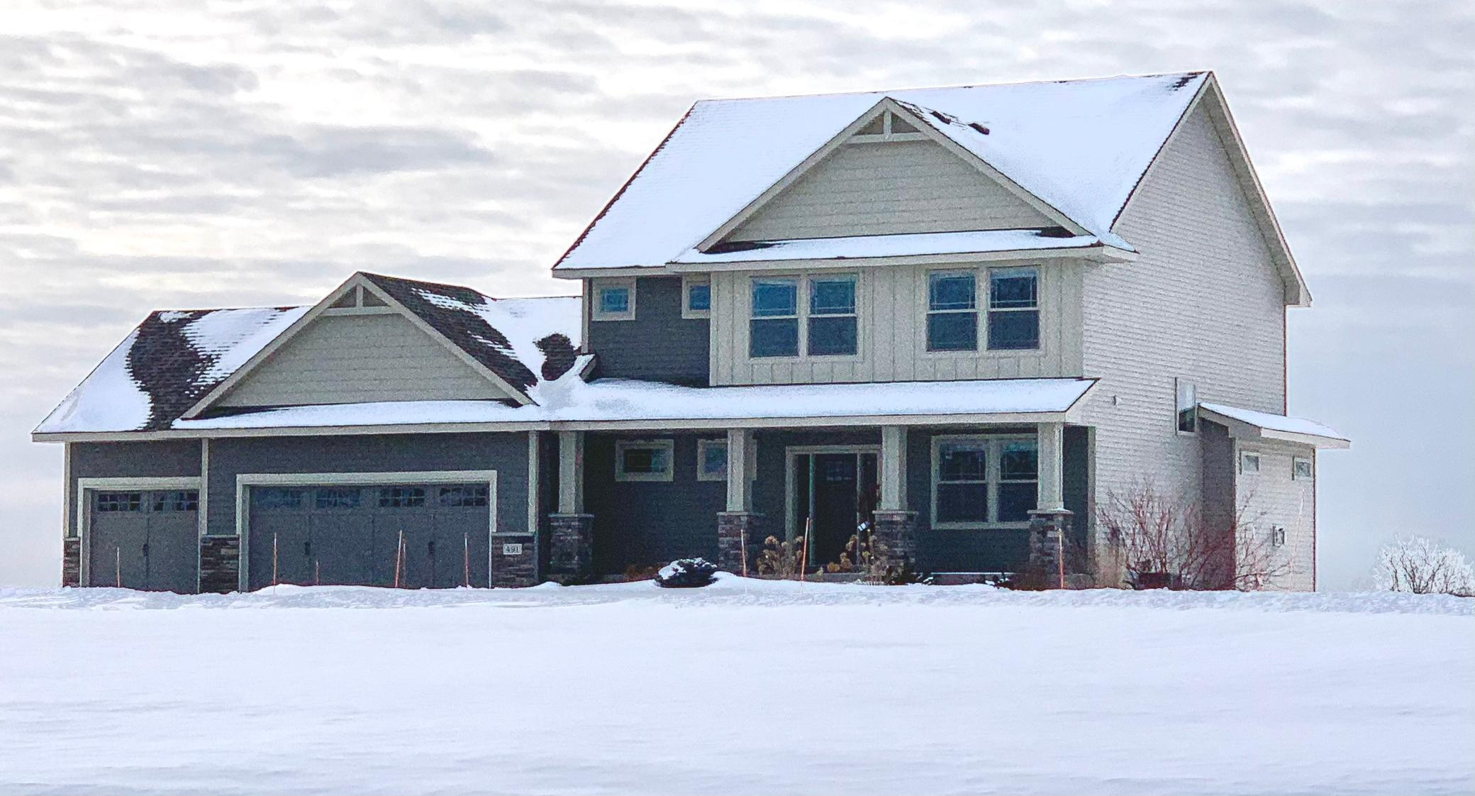 491 146th Avenue Property Photo - Saint Joseph Twp, WI real estate listing