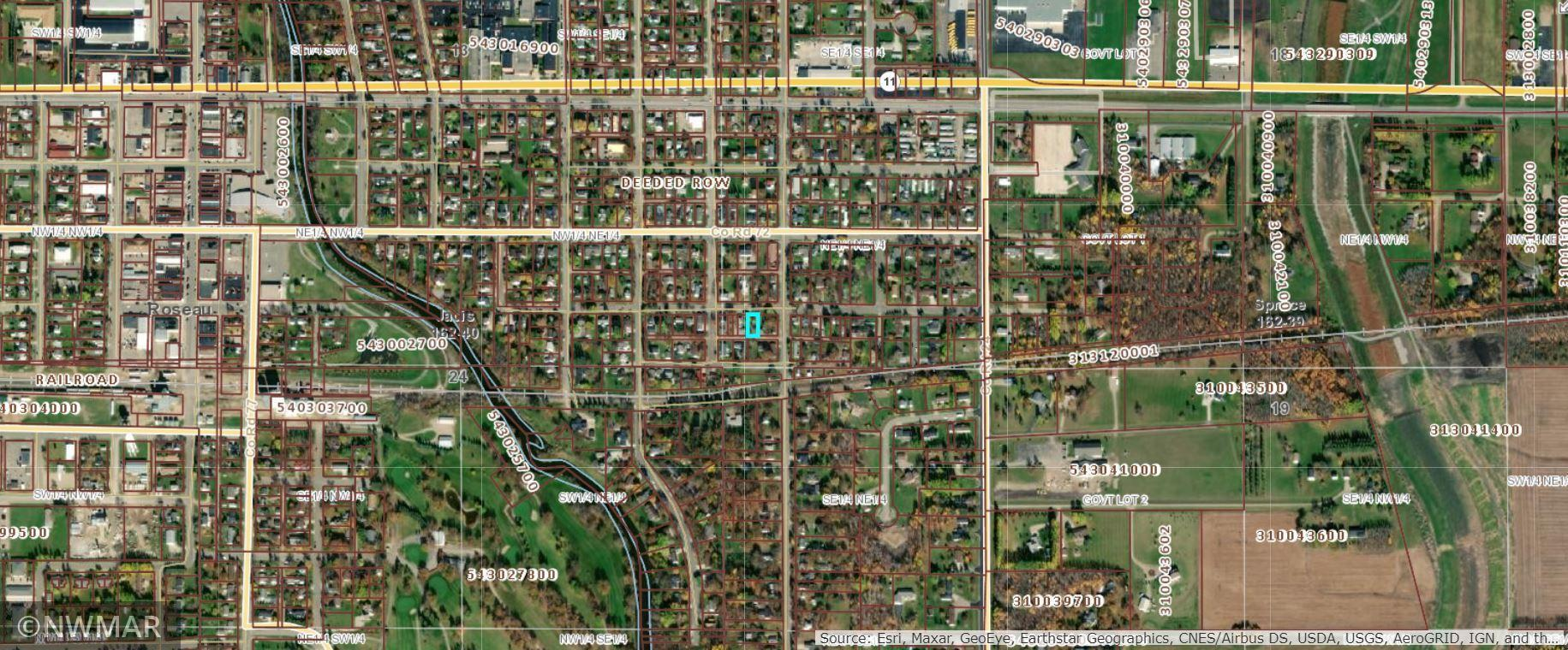 806 2nd Street SE Property Photo - Roseau, MN real estate listing