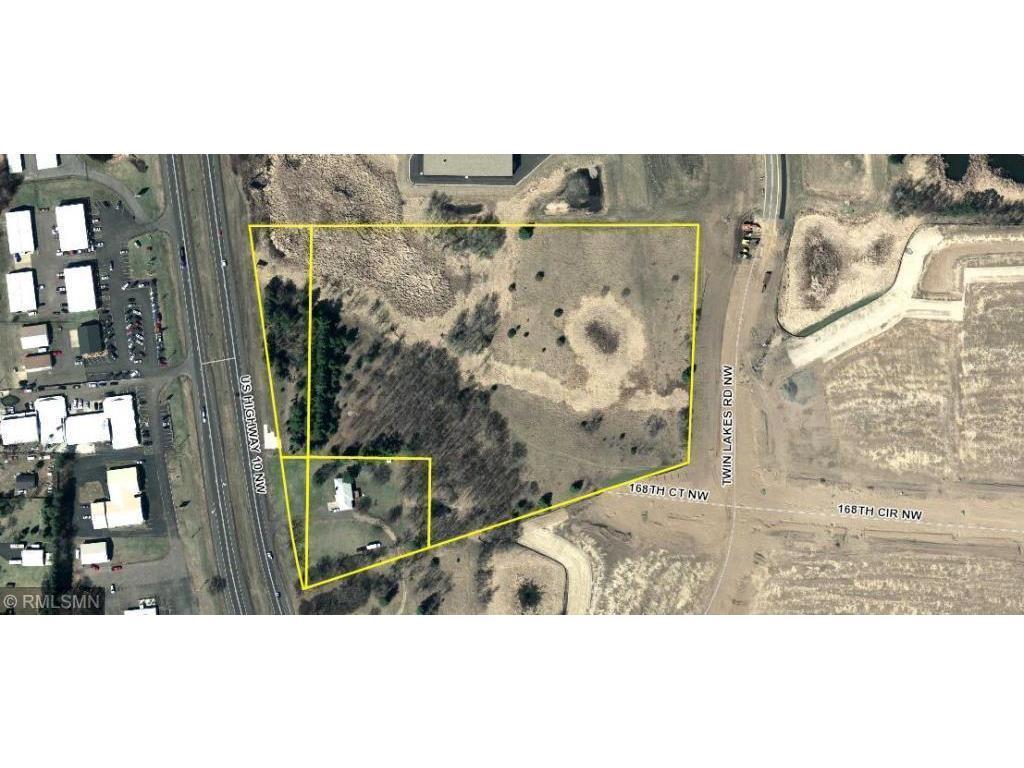 16807 Highway 10 Property Photo - Elk River, MN real estate listing