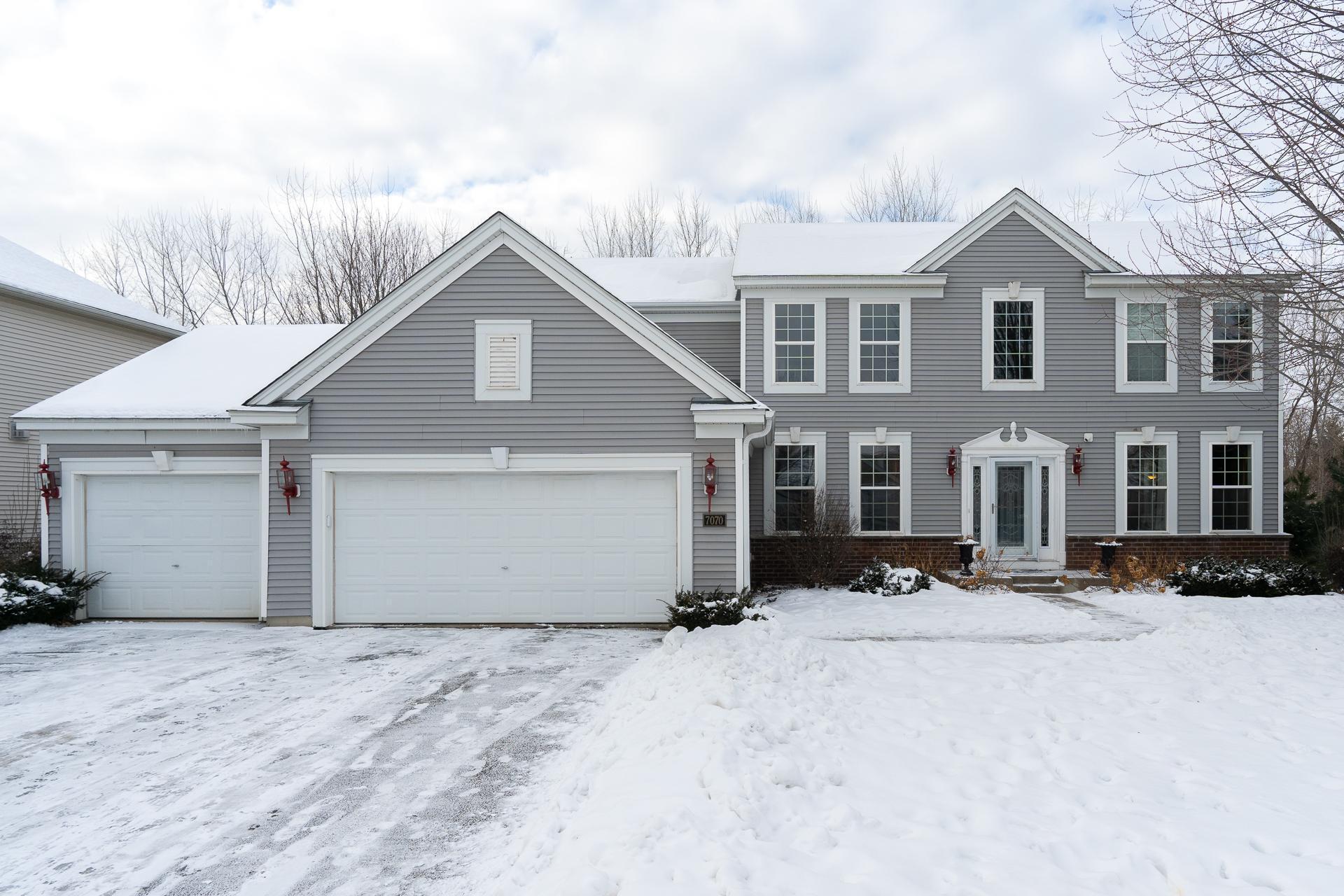 7070 Lydia Lane Property Photo - Woodbury, MN real estate listing