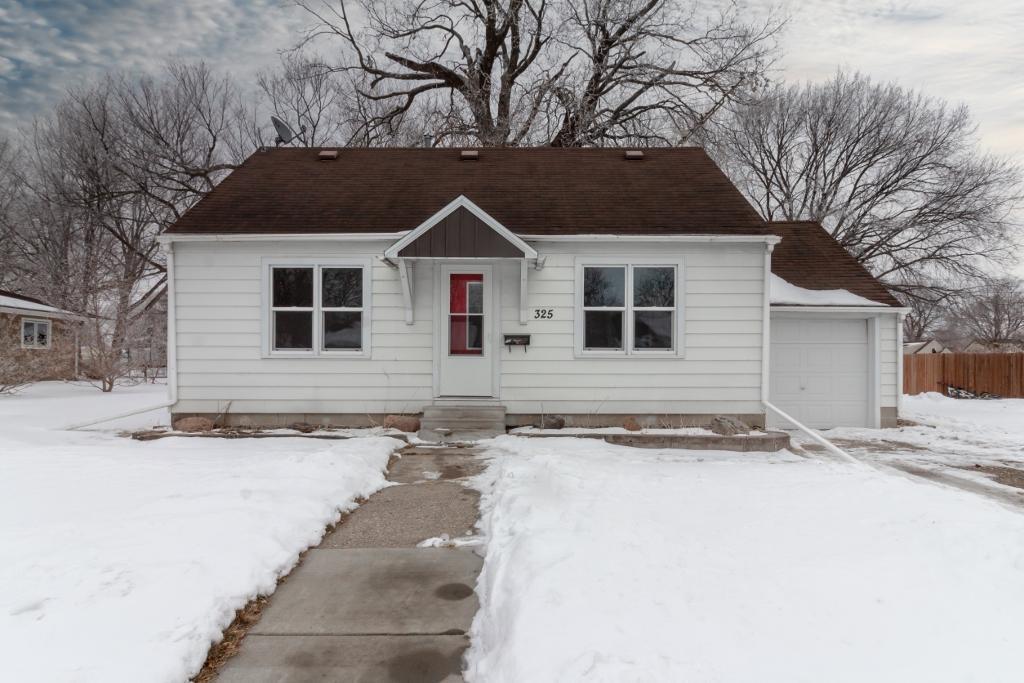 325 N Lexington Avenue Property Photo - Le Center, MN real estate listing