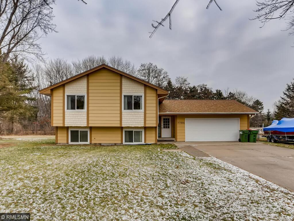 7784 Carole Drive Property Photo - Lino Lakes, MN real estate listing