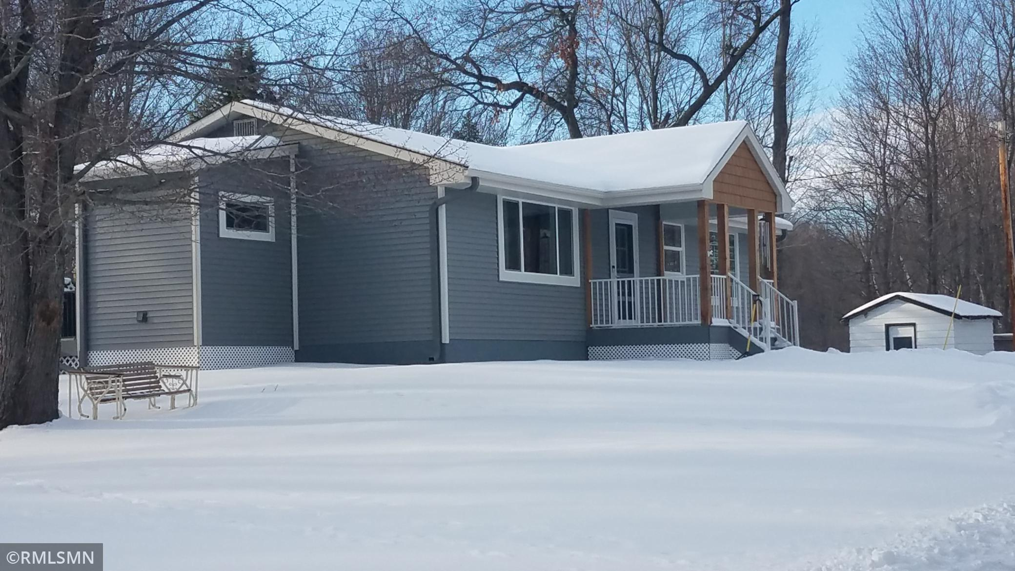 2621 Long Lake Drive NW Property Photo - Isanti, MN real estate listing