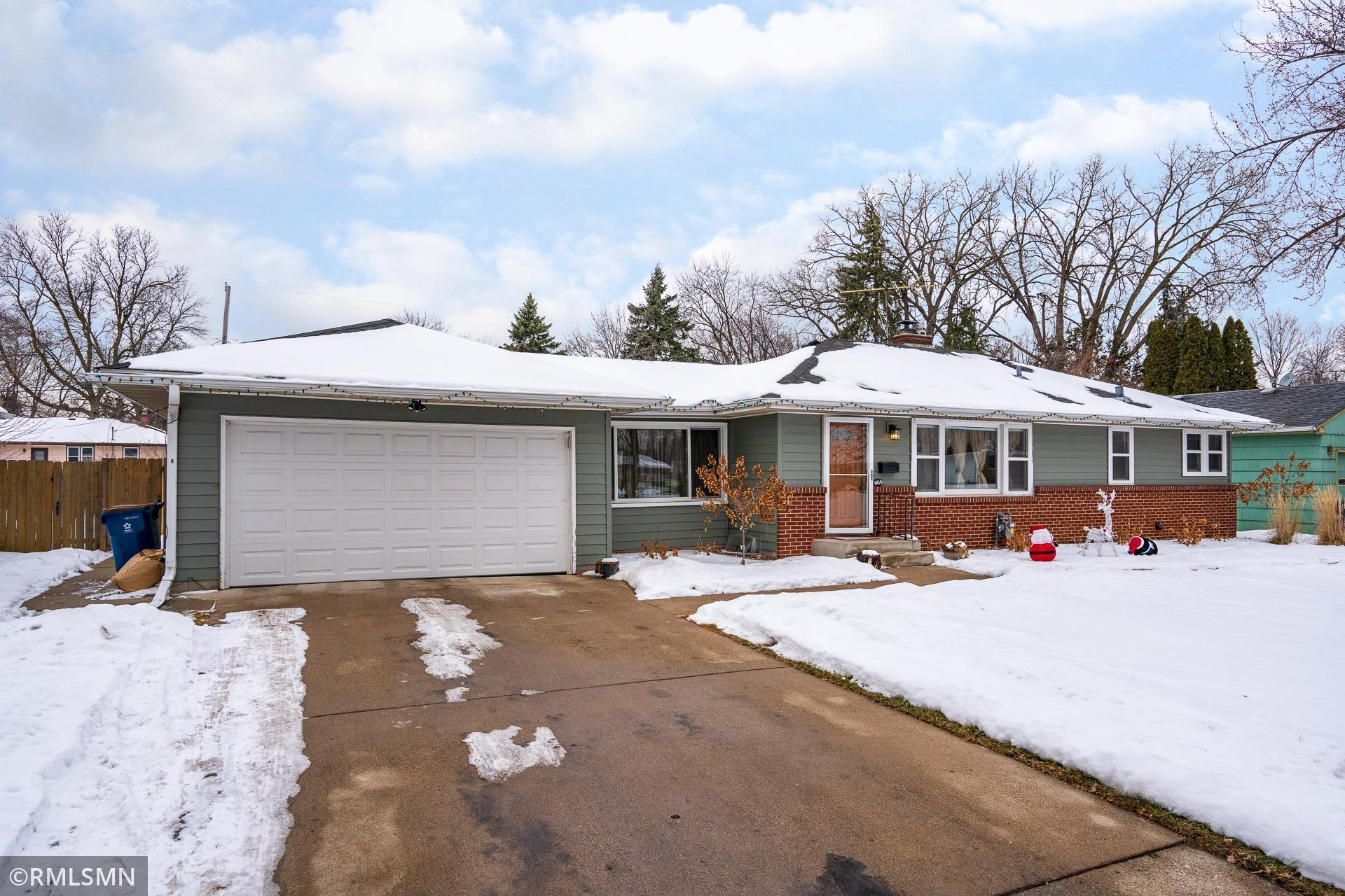 6414 Blaisdell Avenue Property Photo - Richfield, MN real estate listing