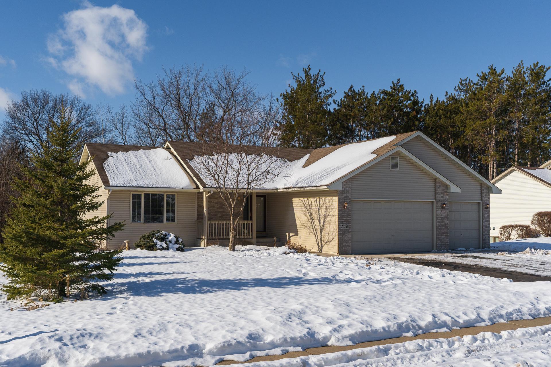 30766 Marigold Lane Property Photo - Lindstrom, MN real estate listing