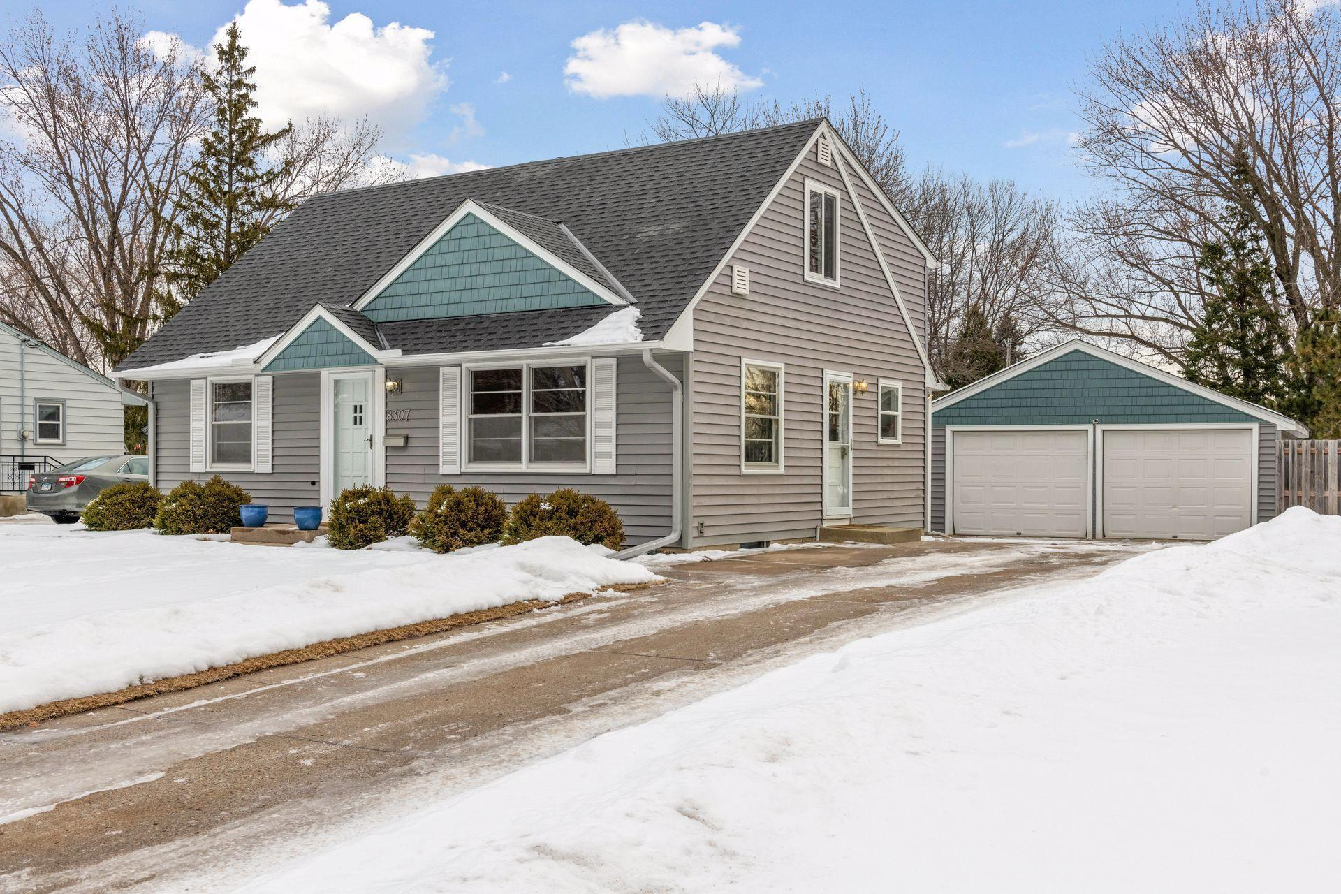 8307 Russell Avenue S Property Photo - Bloomington, MN real estate listing