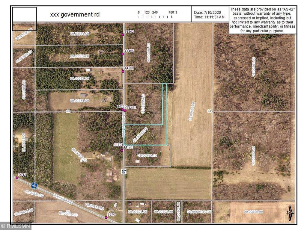 4426X Government Road Property Photo - Harris, MN real estate listing