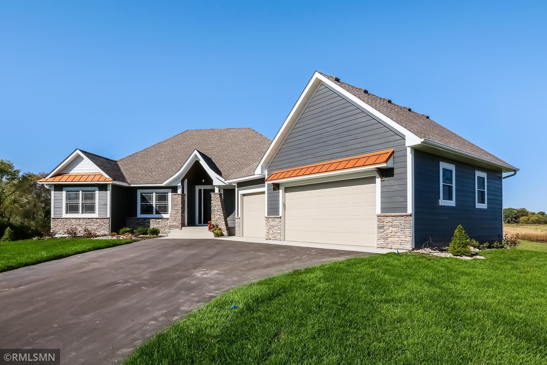 17109 DePaul Street NE Property Photo - Columbus, MN real estate listing