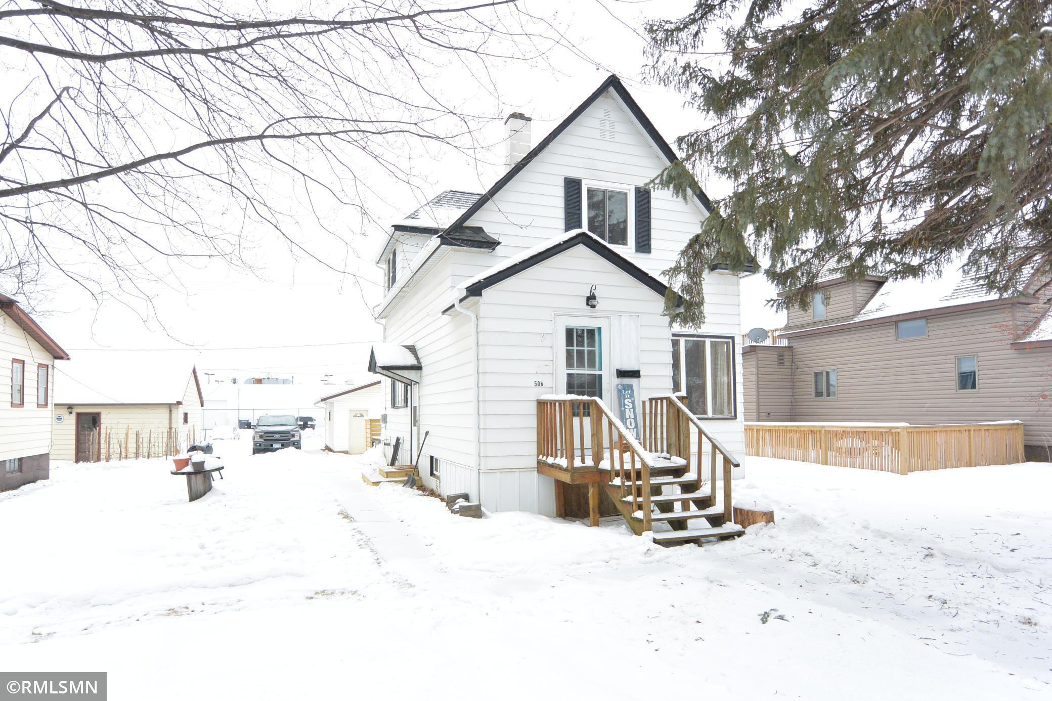 506 11th Street N Property Photo - Virginia, MN real estate listing