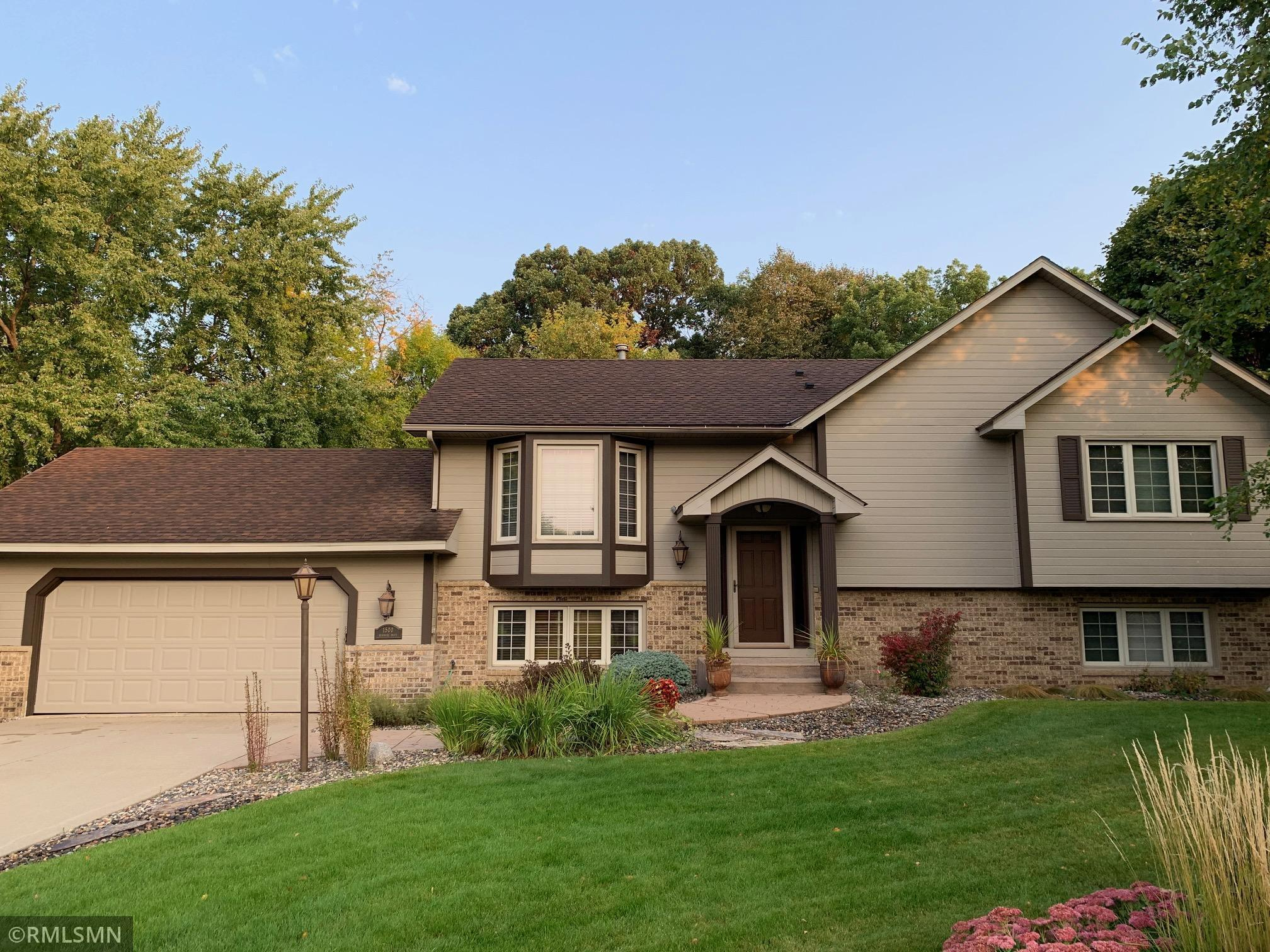 1500 Rushmore Drive Property Photo - Burnsville, MN real estate listing