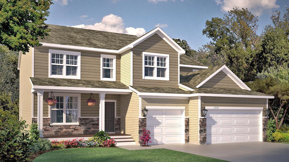 6156 Martin Avenue NE Property Photo - Otsego, MN real estate listing