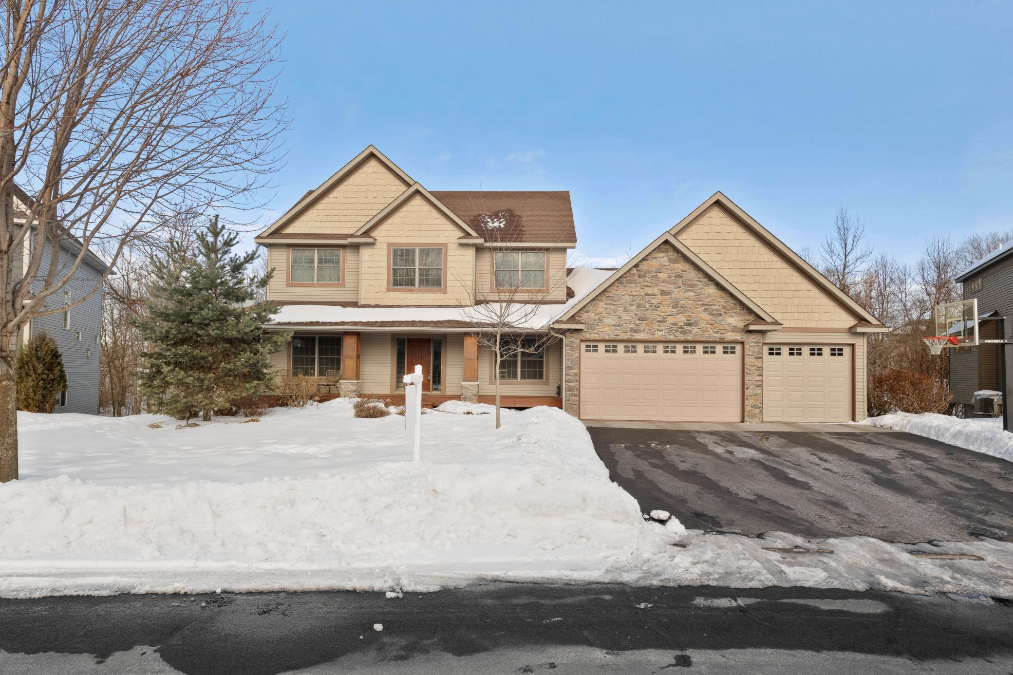 1728 Oakpointe Drive Property Photo - Waconia, MN real estate listing