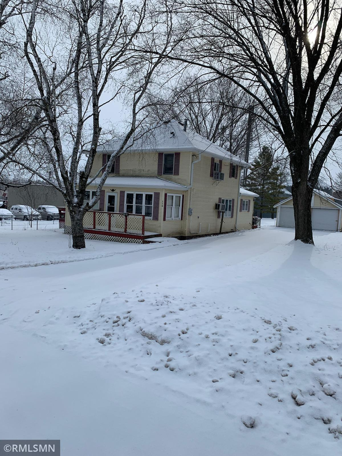 116 W Stockman Street Property Photo - Woodville, WI real estate listing