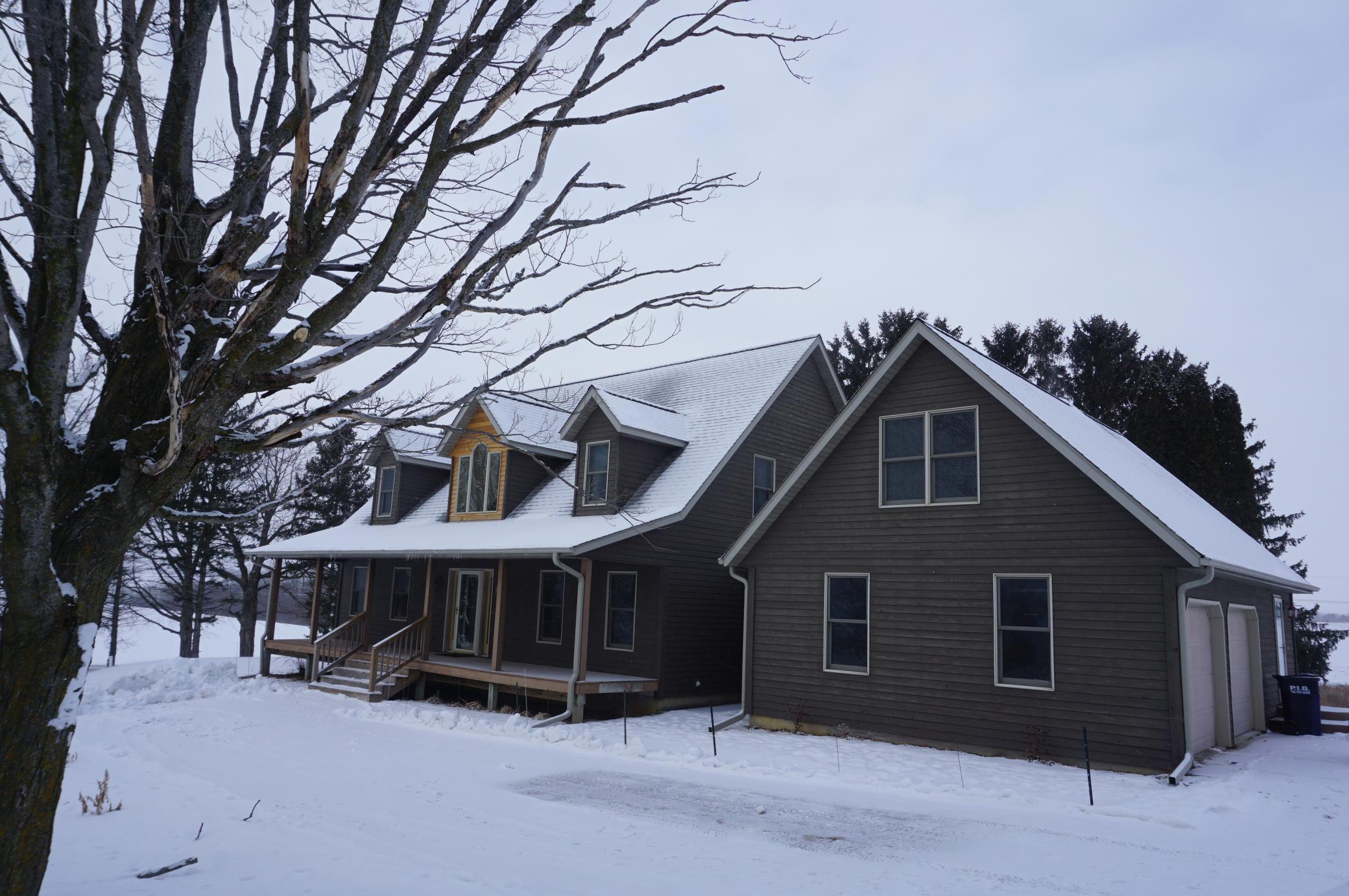 N4962 County Road Cc Property Photo - Elmwood, WI real estate listing