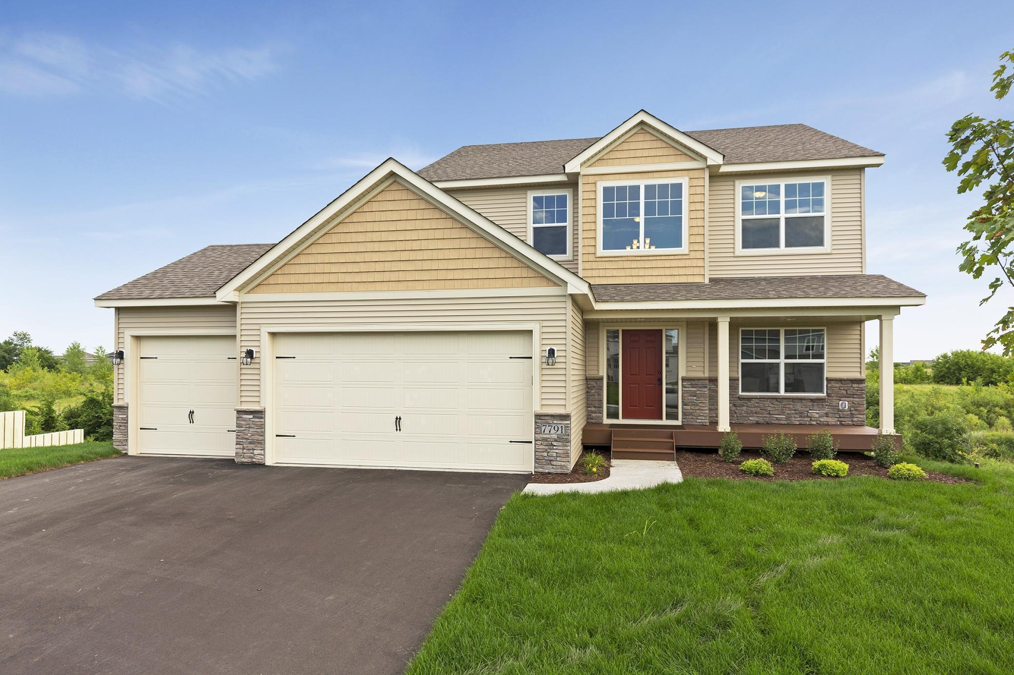 7520 Marlowe Avenue NE Property Photo - Otsego, MN real estate listing