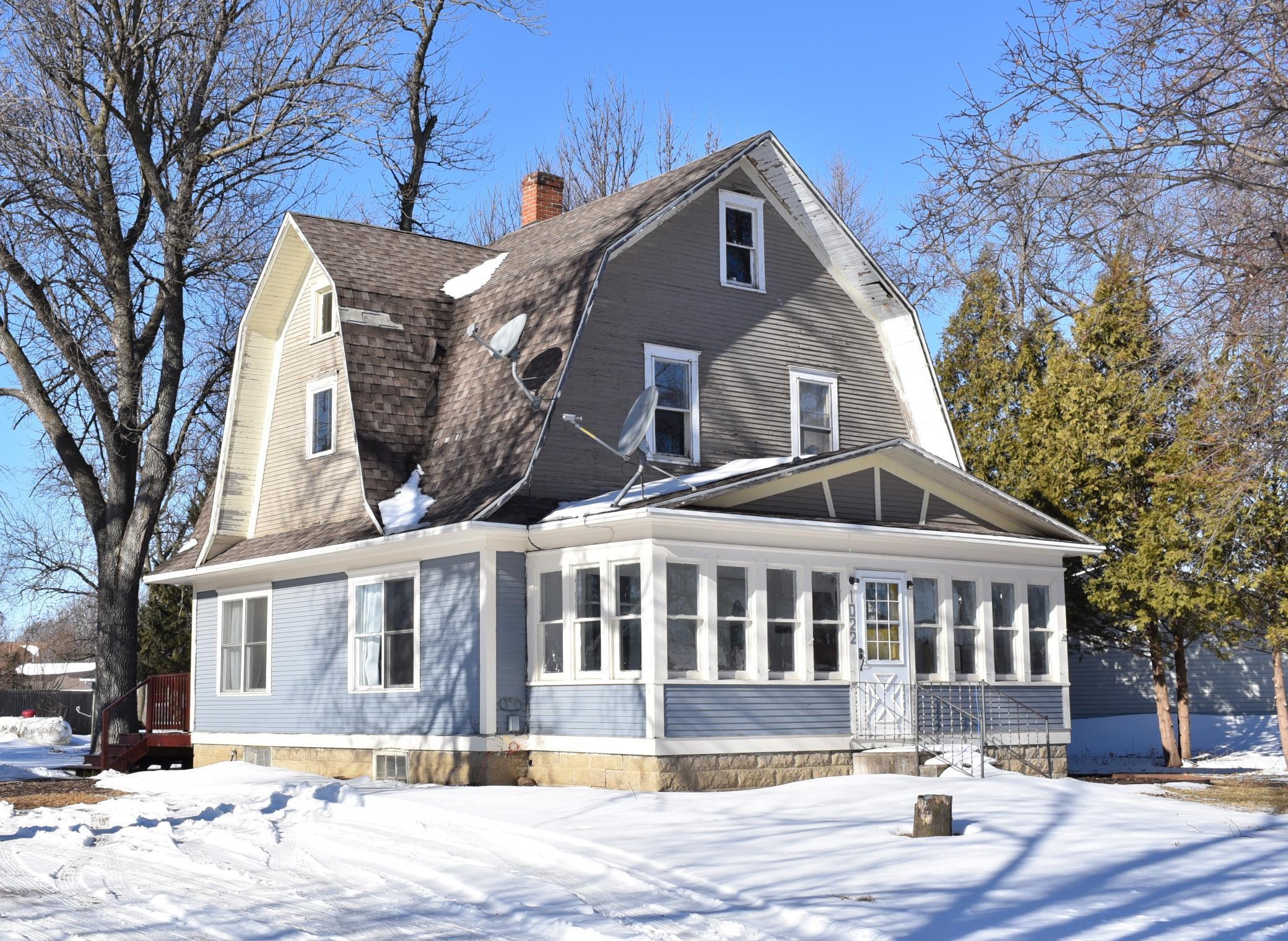 1022 10th Street Property Photo - Heron Lake, MN real estate listing