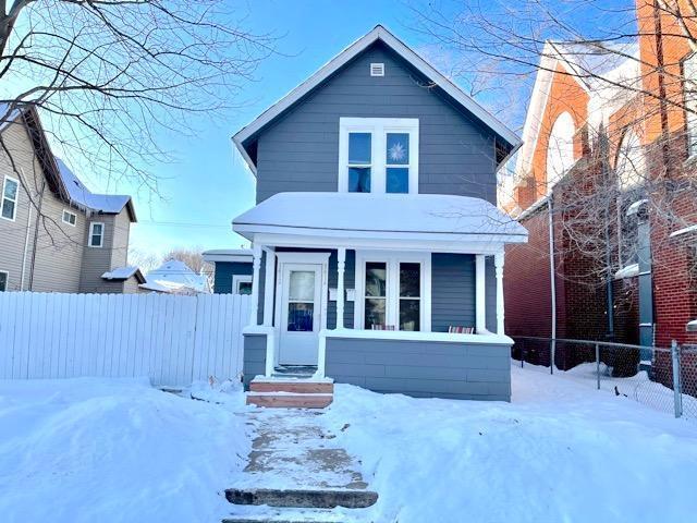 1412 Monroe Street NE Property Photo - Minneapolis, MN real estate listing