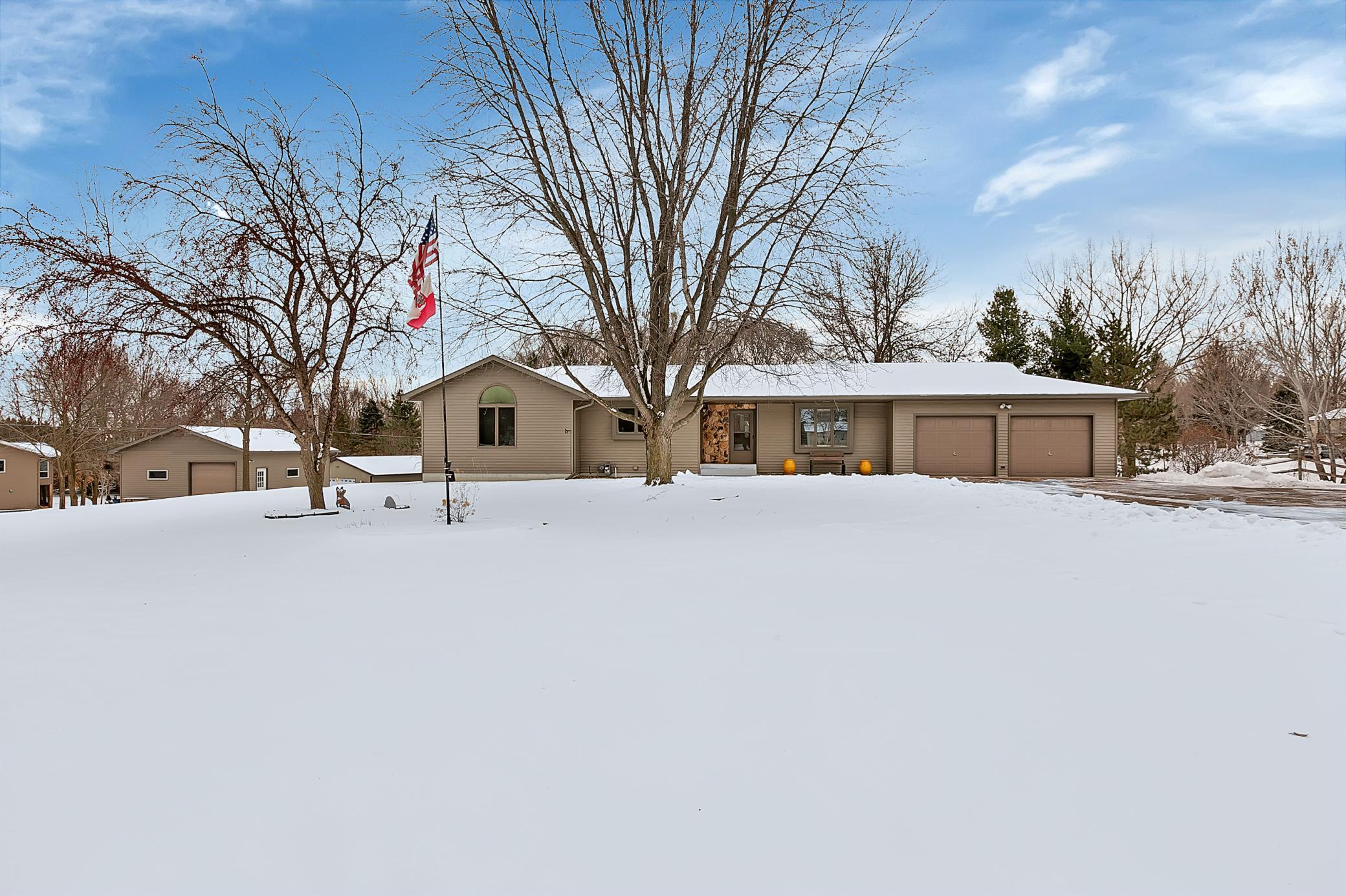 11123 Terry Road Property Photo - Avon, MN real estate listing