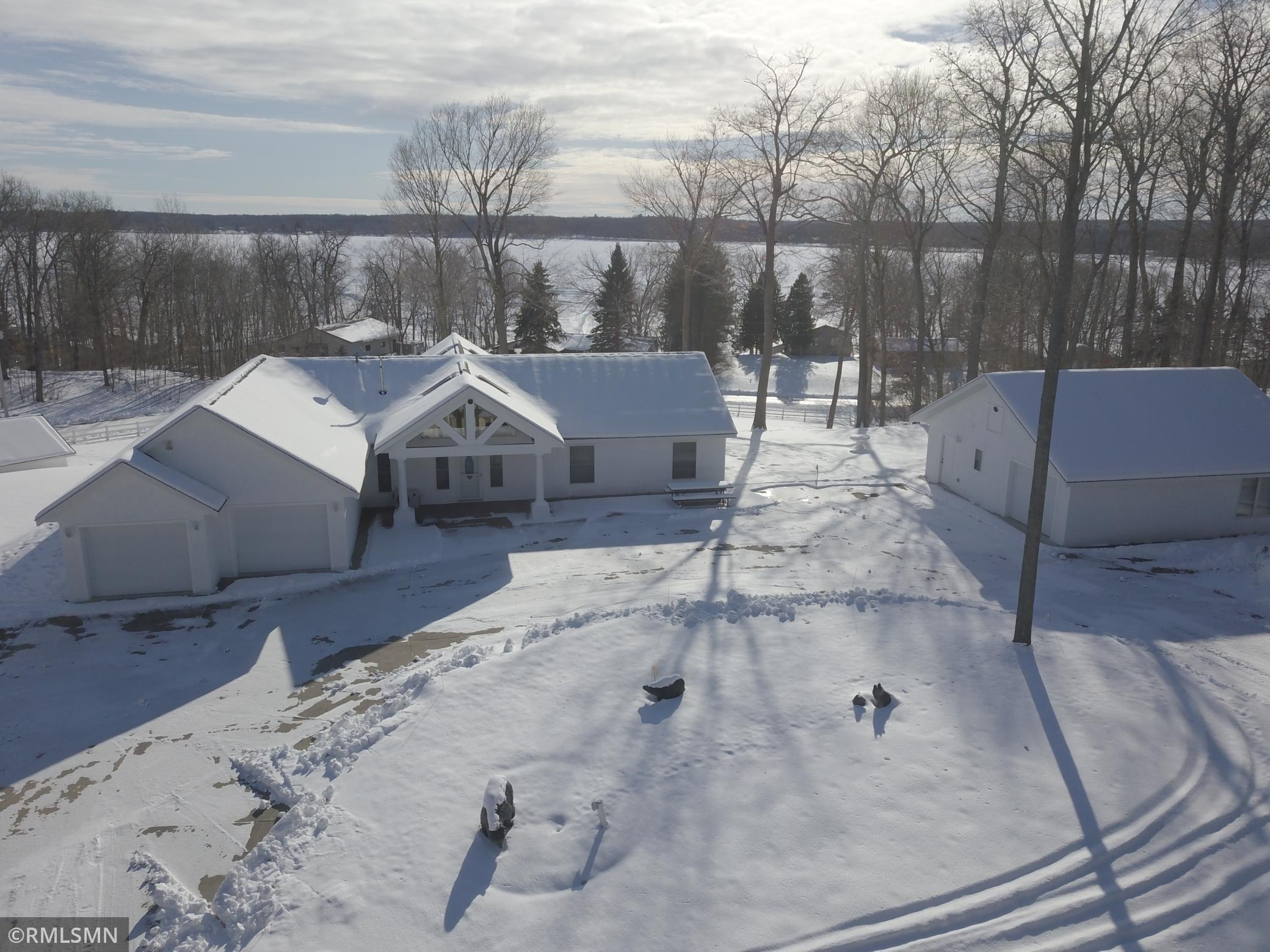 17950 Skyline Drive Property Photo - Garrison, MN real estate listing
