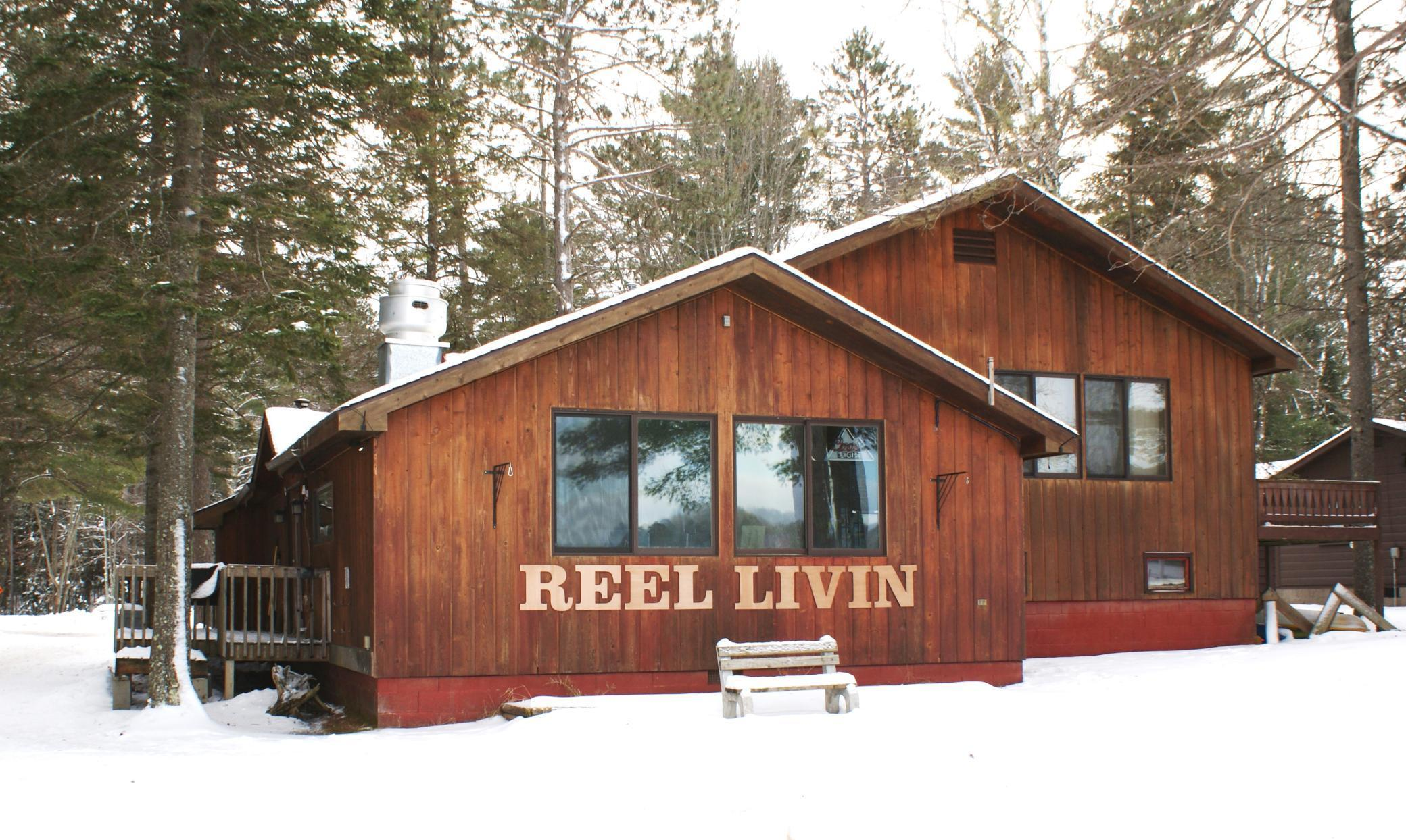 12463 N Reel Livin Drive Property Photo - Spider Lake Twp, WI real estate listing