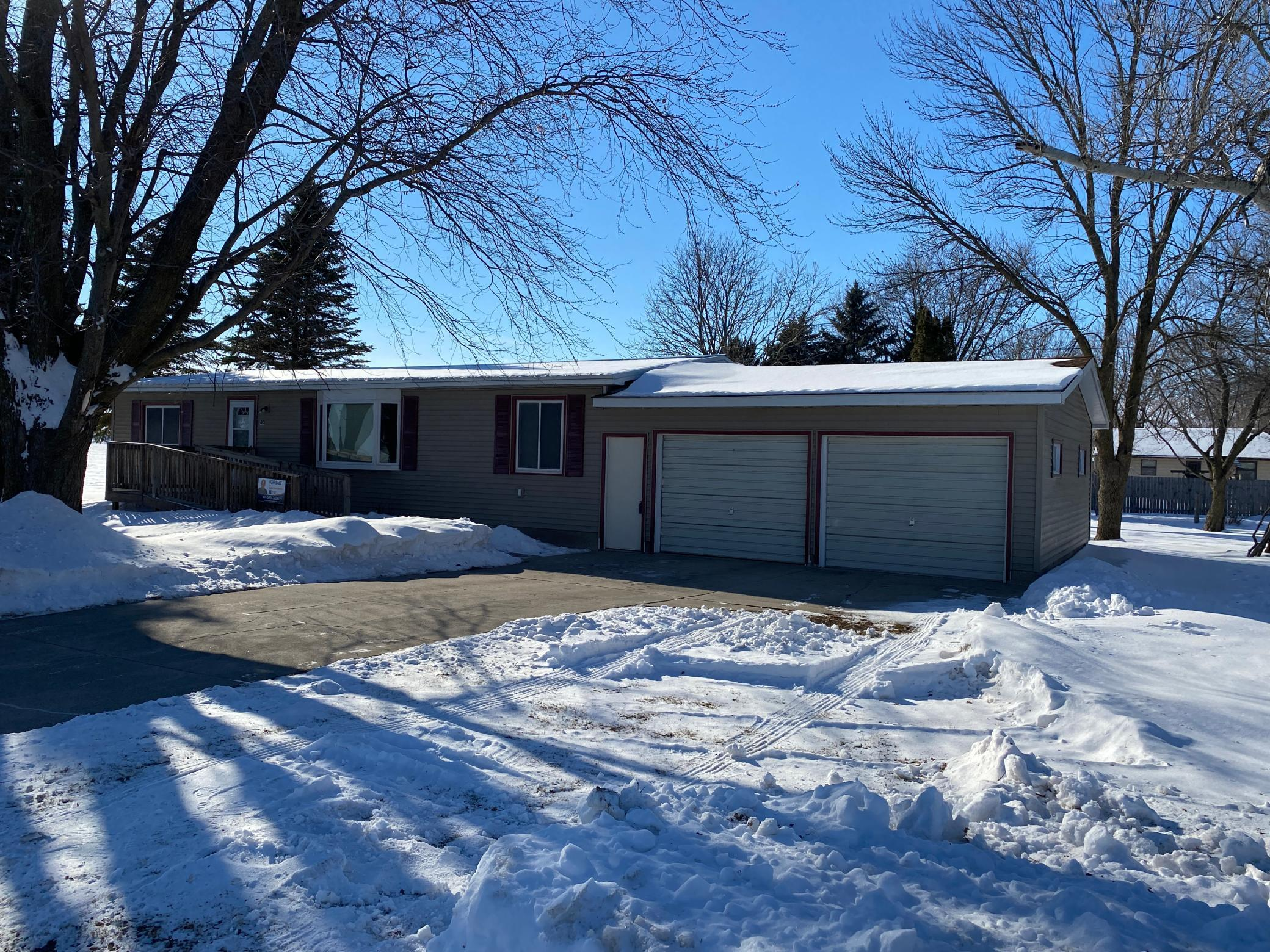 80 School Street Property Photo - Conger, MN real estate listing