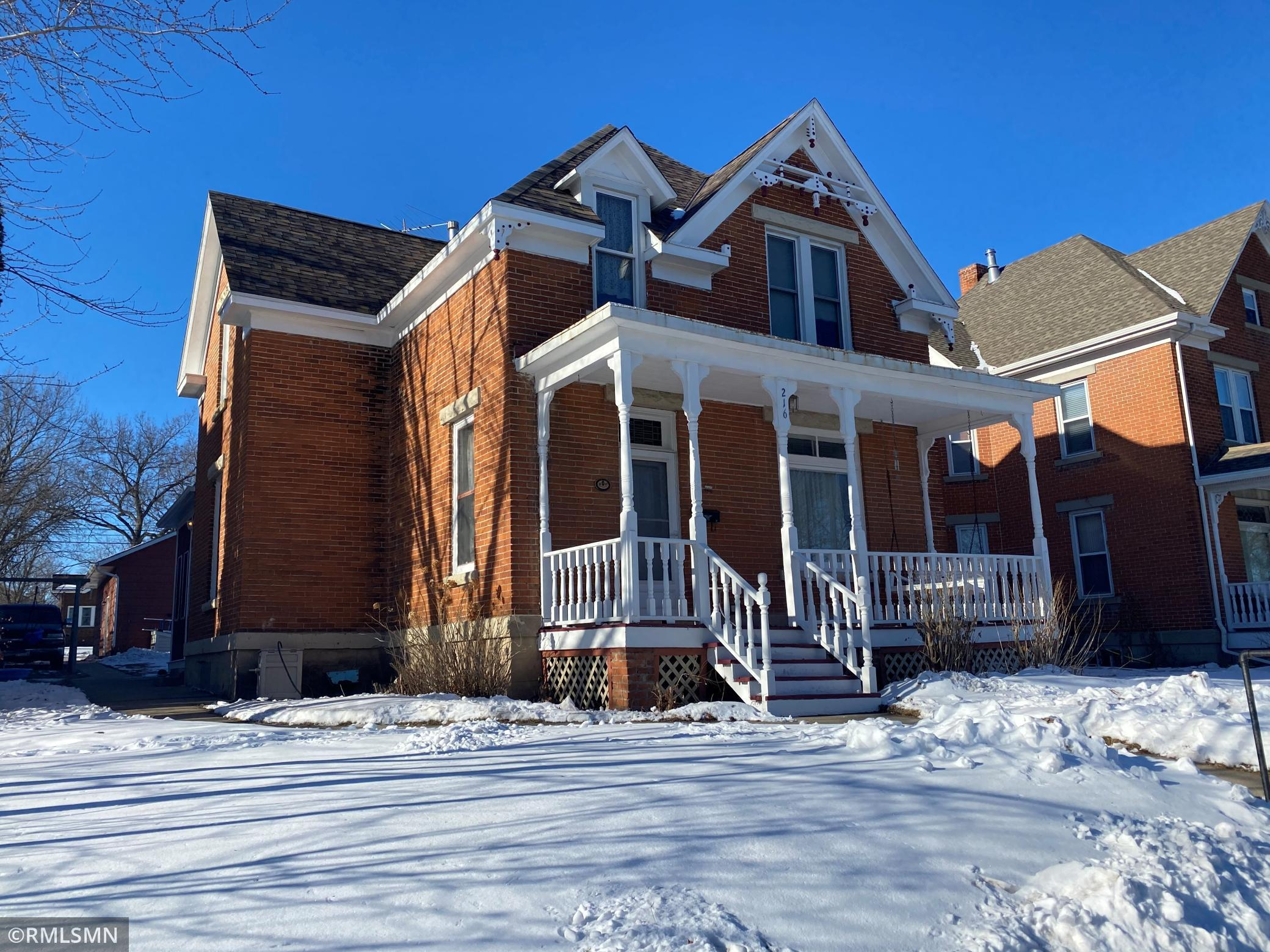 216 S Broadway Street Property Photo - New Ulm, MN real estate listing